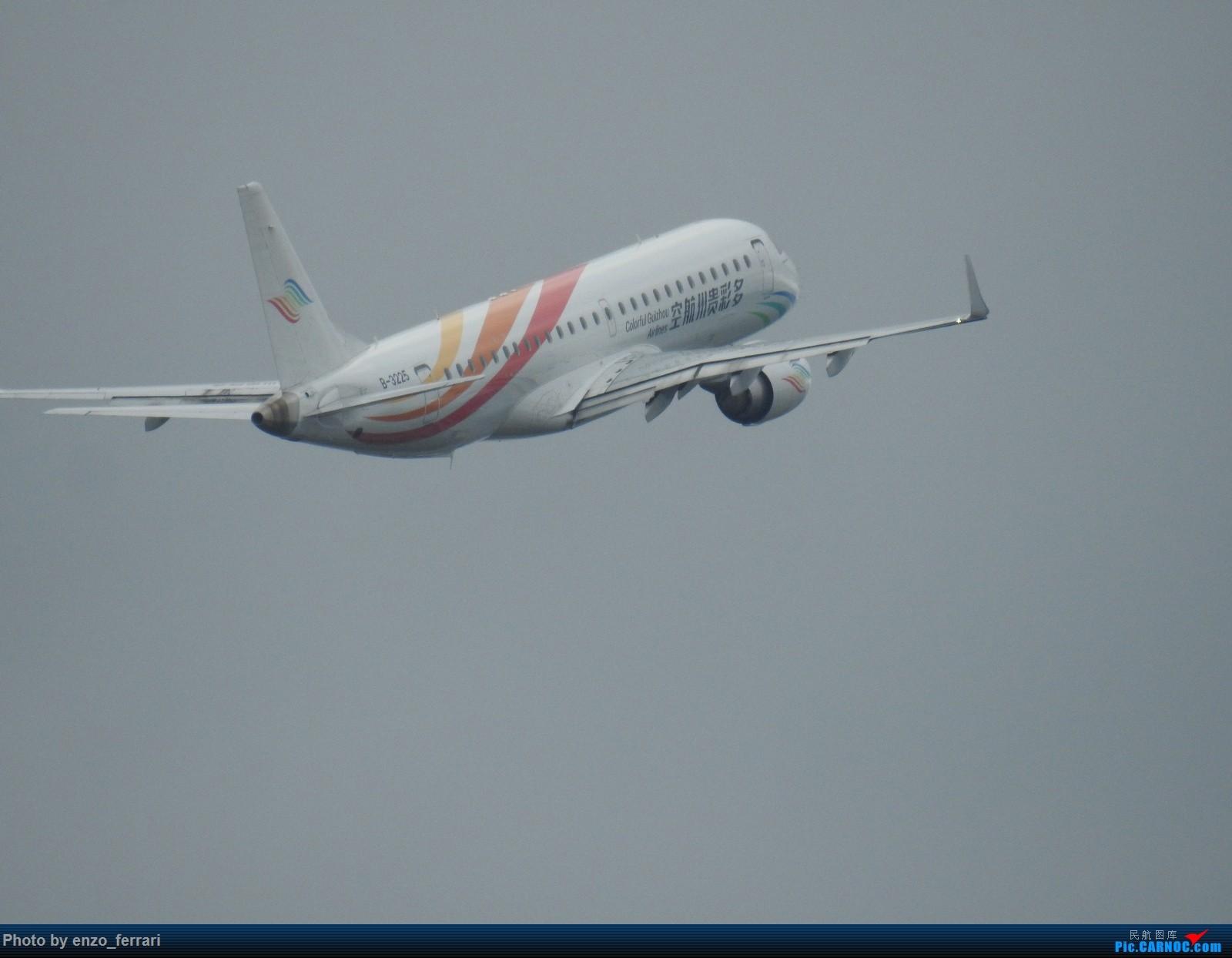 Re:[原创]KWE早上6点半贵阳龙洞堡机场拍飞机 EMBRAER E-190 B-3225 中国贵阳龙洞堡国际机场