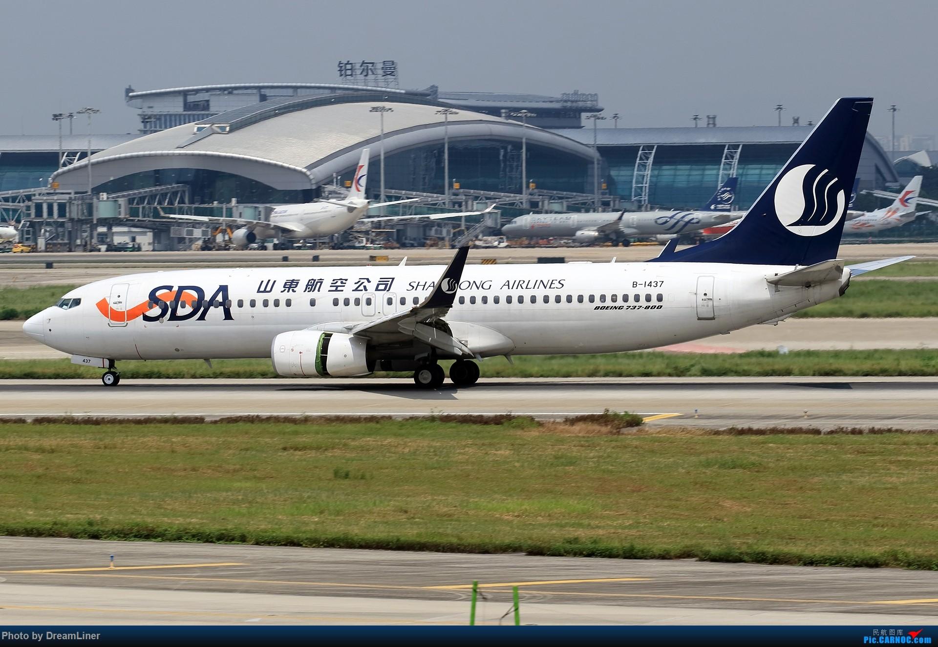 Re:[原创]【CAN】7.29东跑打鸟一小时,初尝使用RAW BOEING 737-800 B-1437 中国广州白云国际机场