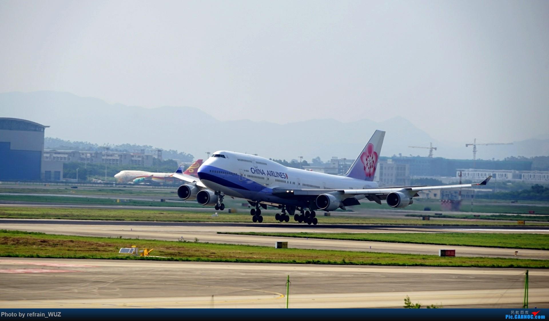 Re:[原创]CAN白云打机,全部系大嘢,最长的最粗的都有了! BOEING 747-400 B-18210 广州白云国际机场