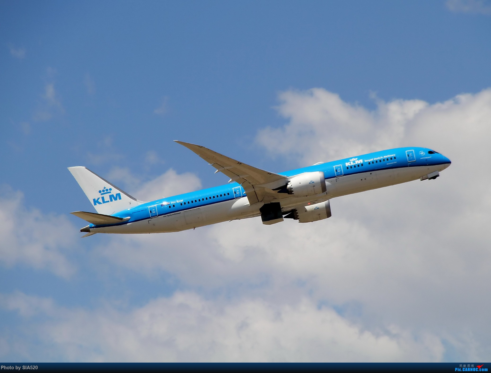 Re:[原创]ZBAA~萌新重度拖延症~~~~ BOEING 787-9 PH-BHN 中国北京首都国际机场