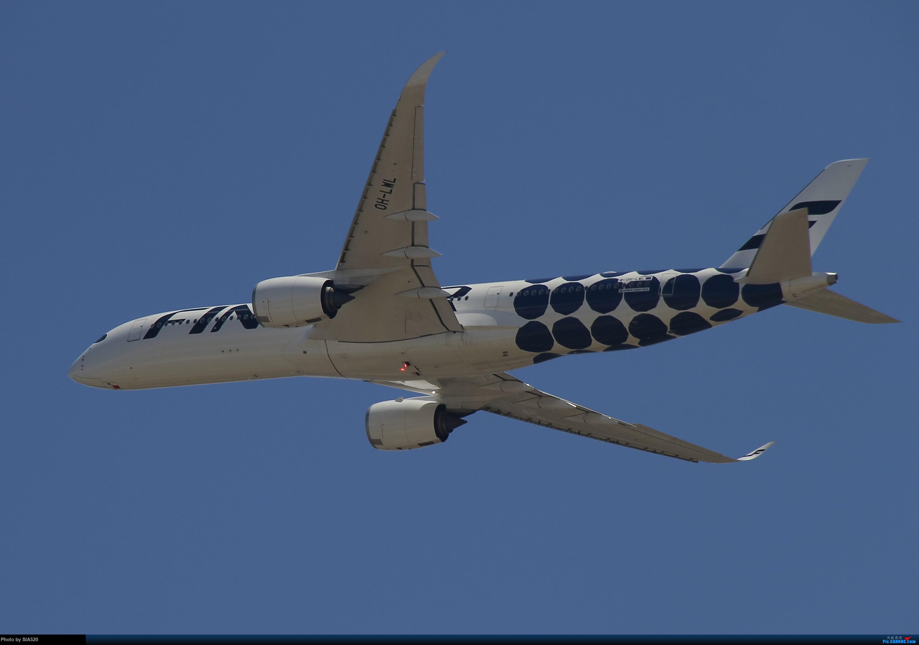 Re:[原创]ZBAA~萌新重度拖延症~~~~ AIRBUS A350-900 OH-LML 中国北京首都国际机场