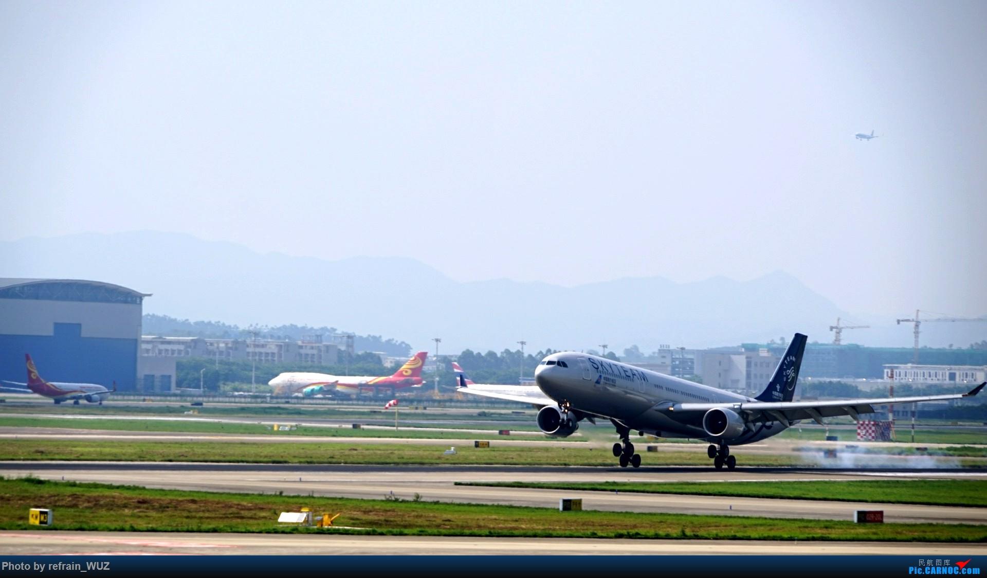 Re:[原创]CAN白云打机,全部系大嘢,最长的最粗的都有了! AIRBUS A330-300 B-5970 中国广州白云国际机场