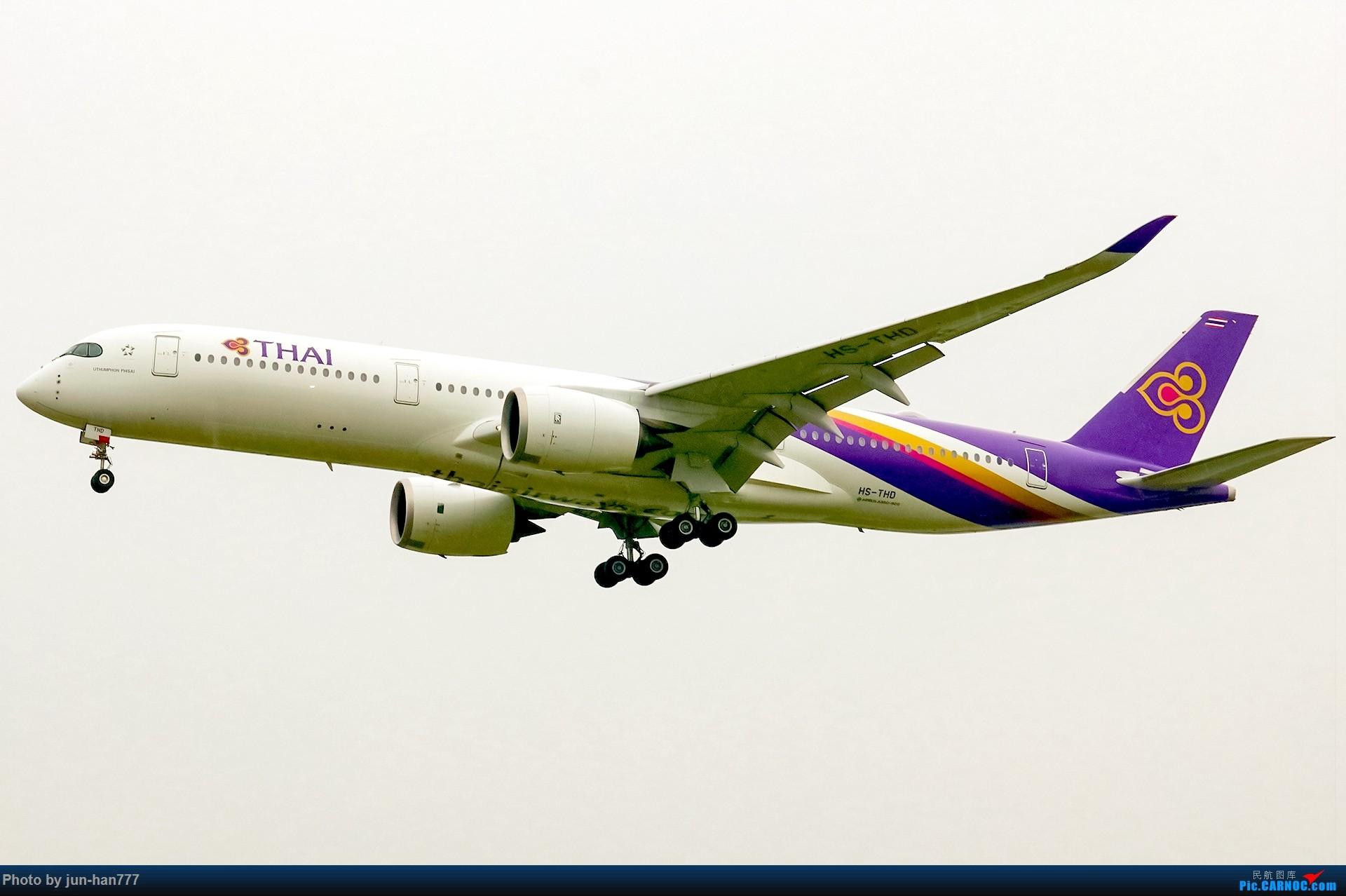 Re:[原创]PEK|01|36R|天空多灰,它们亦放亮 AIRBUS A350-900