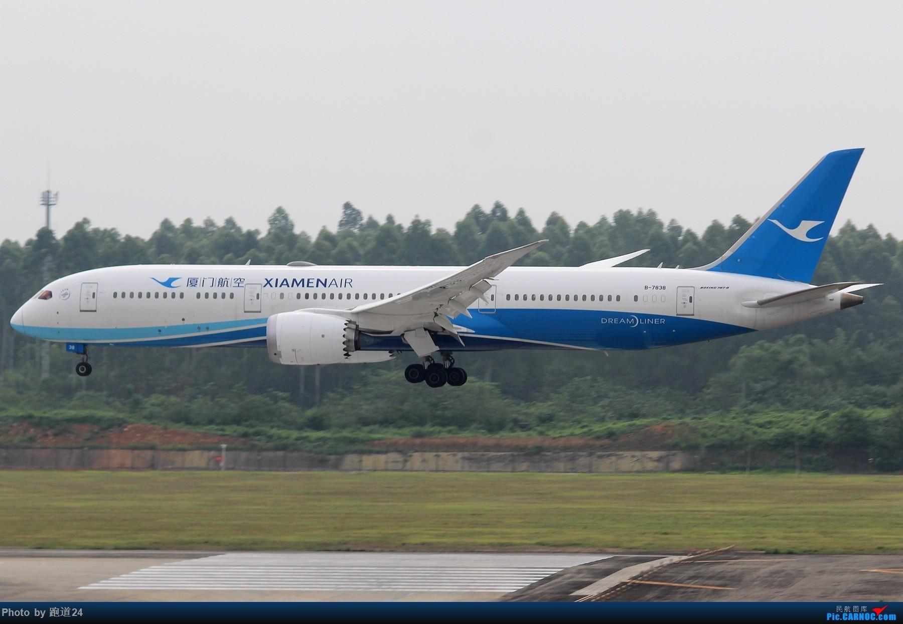 Re:【多图党】7.31CTU日常拍机 1800*1200 BOEING 787-9 B-7838 中国成都双流国际机场