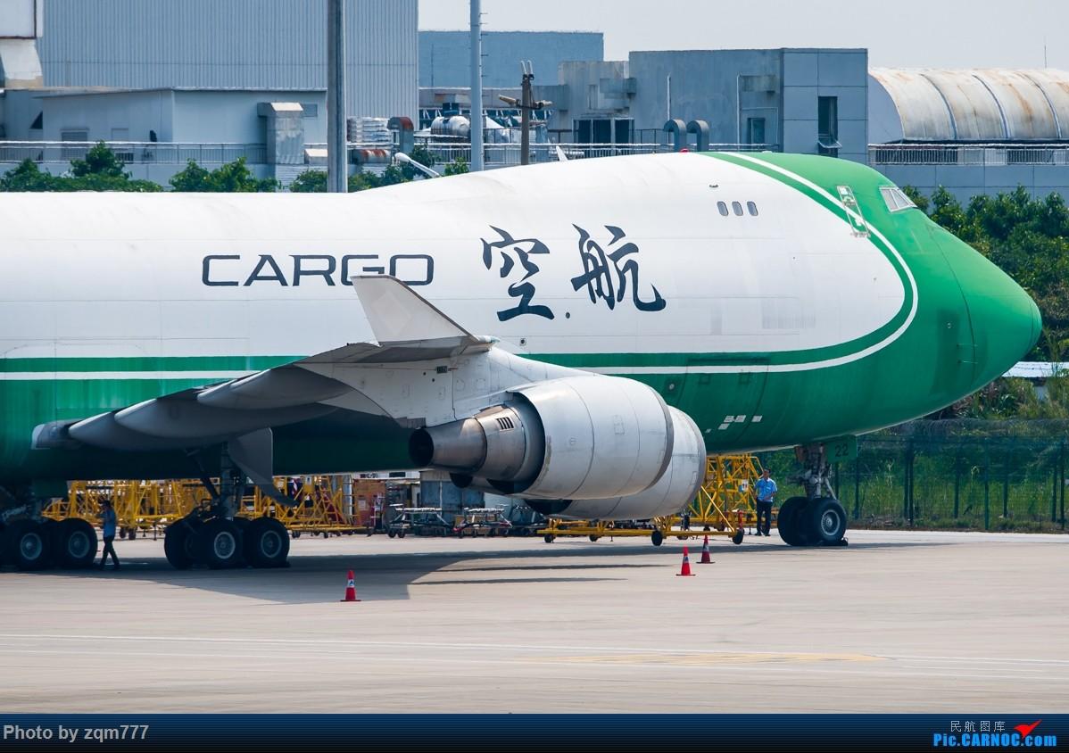 Re:[原创]翡翠航空(顺丰航空) 747-400F B-2422 小记录 BOEING 747-400ERF B-2422 中国广州白云国际机场