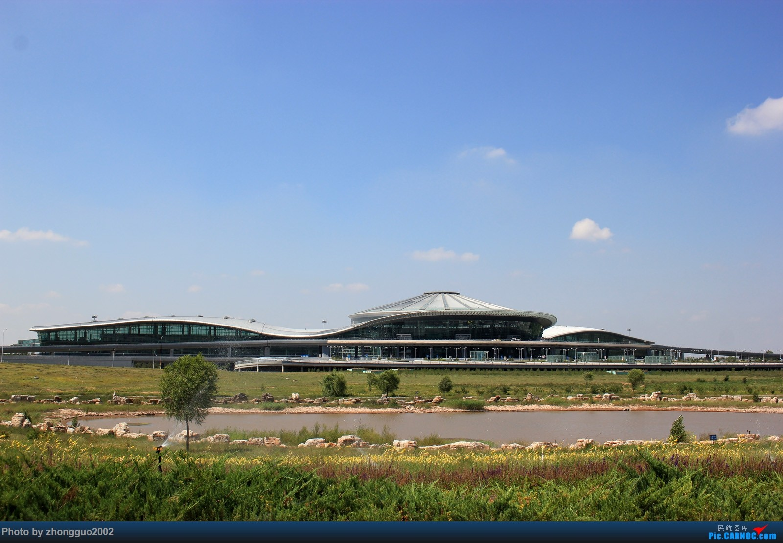 Re:[原创]随拍    中国鄂尔多斯伊金霍洛机场