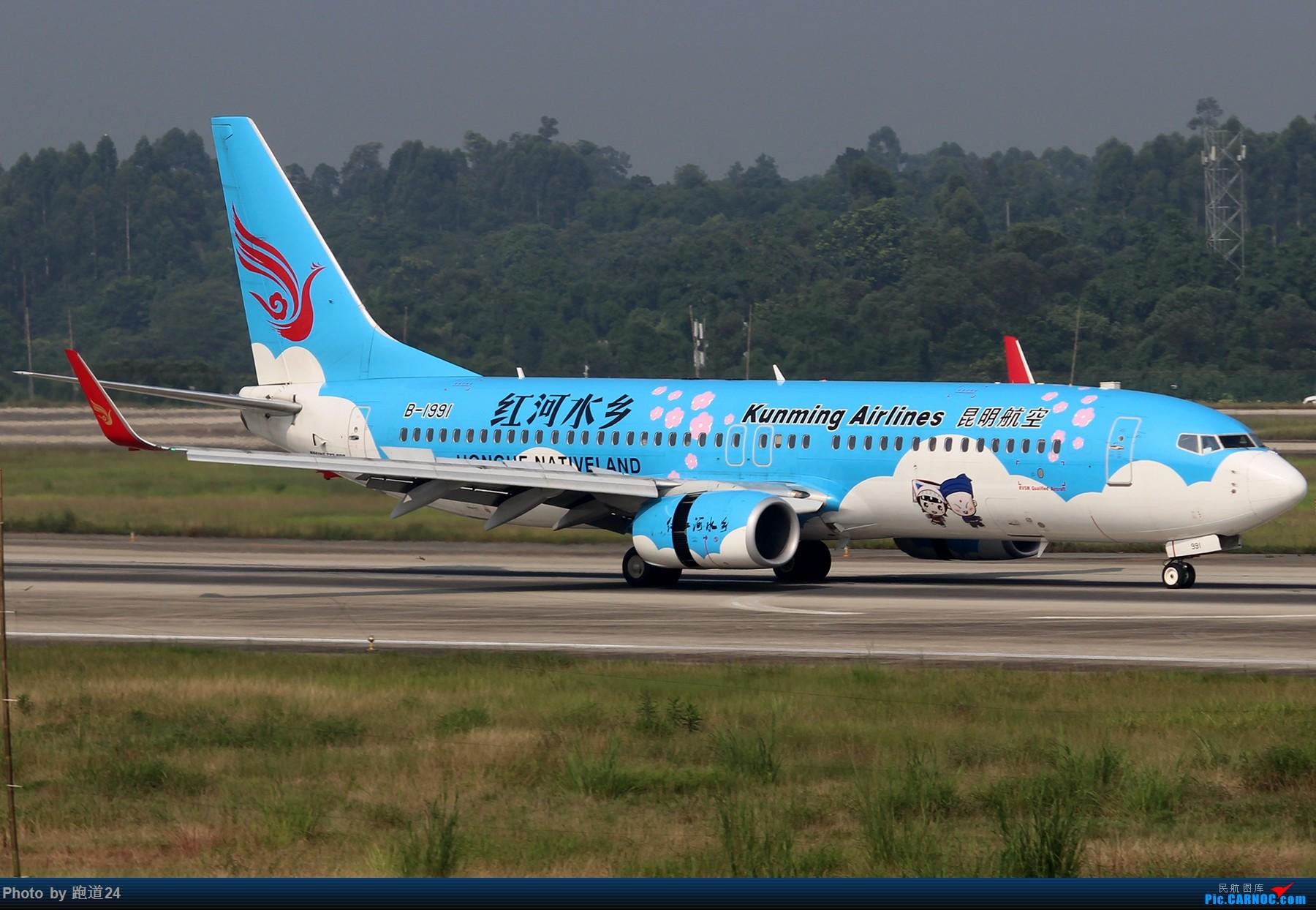 Re:【多图党】8.5CTU拍机 BOEING 737-800 B-1991 中国成都双流国际机场