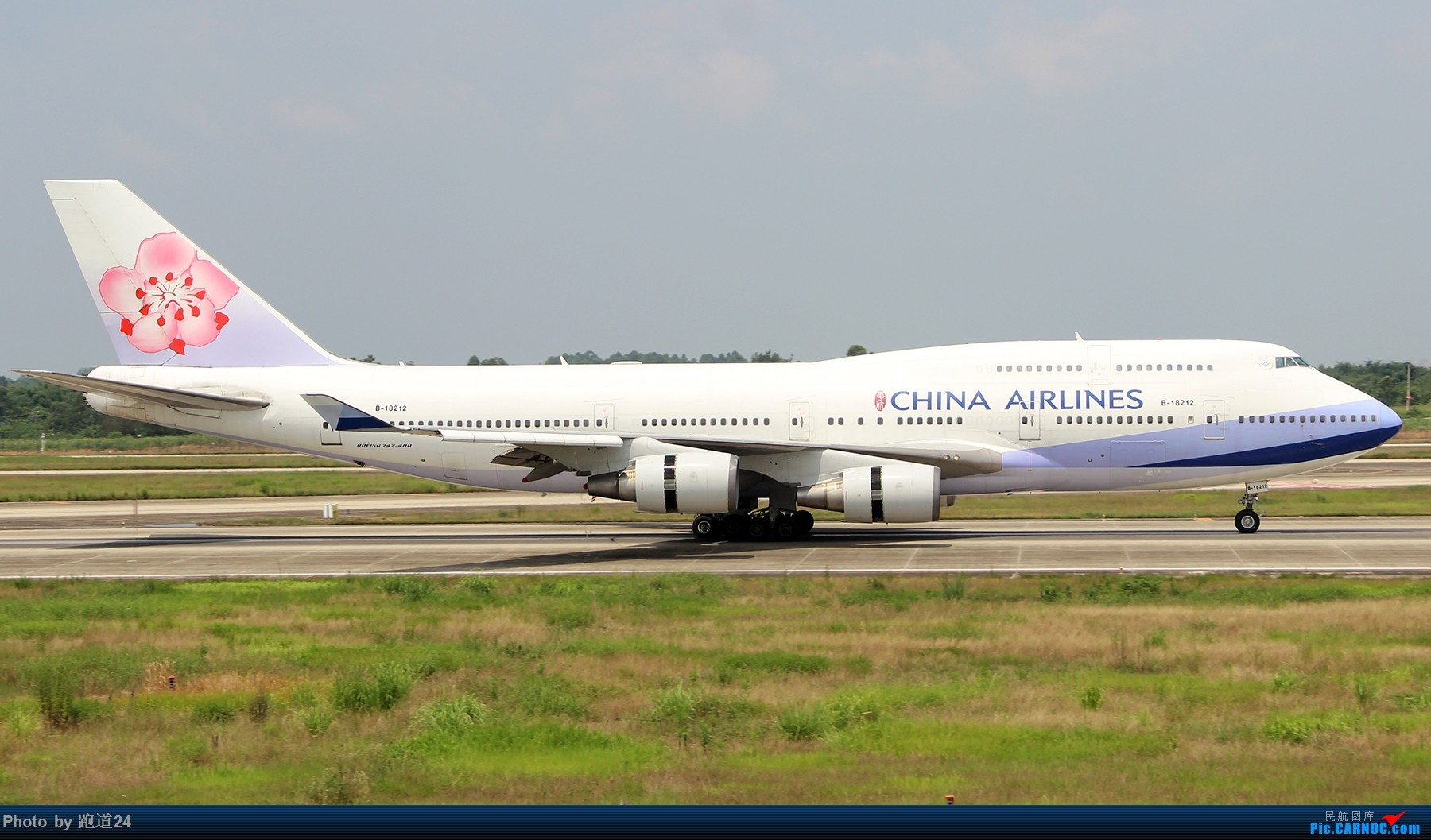 Re:[原创]【多图党】8.5CTU拍机 BOEING 747-400 B-18212 中国成都双流国际机场