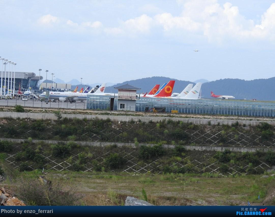 [原创]【KWE】贵阳龙洞堡机场继续找位置拍飞机    中国贵阳龙洞堡国际机场