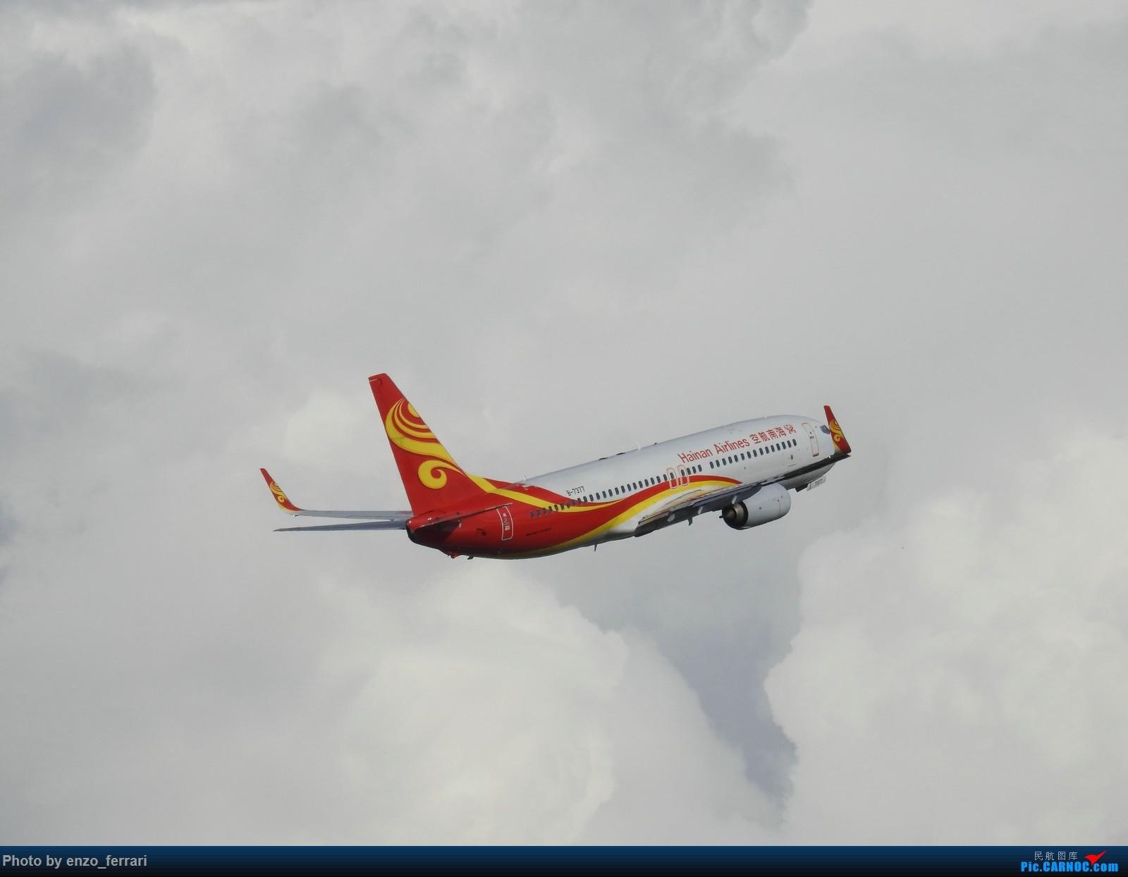 Re:[原创]【KWE】贵阳龙洞堡机场继续找位置拍飞机 BOEING 737-800 B-7377 中国贵阳龙洞堡国际机场