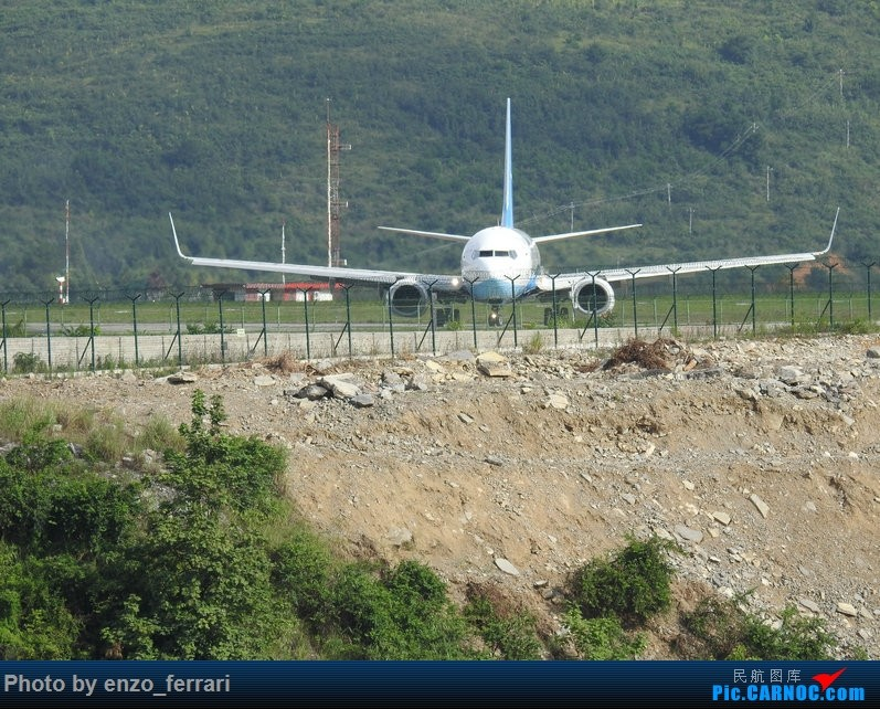 Re:[原创]【KWE】贵阳龙洞堡机场继续找位置拍飞机 BOEING 737-800 B-5552 中国贵阳龙洞堡国际机场