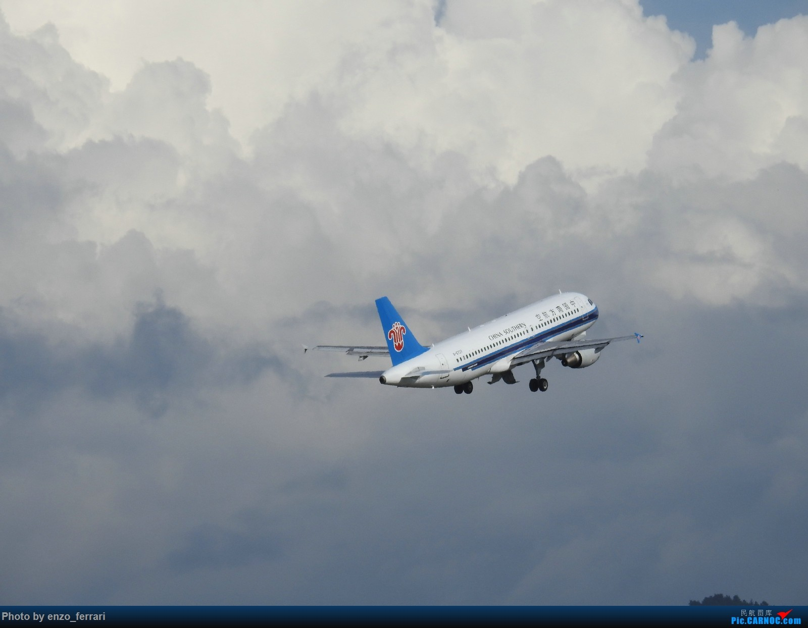 Re:[原创]【KWE】贵阳龙洞堡机场继续找位置拍飞机 AIRBUS A320-200 B-6737 中国贵阳龙洞堡国际机场