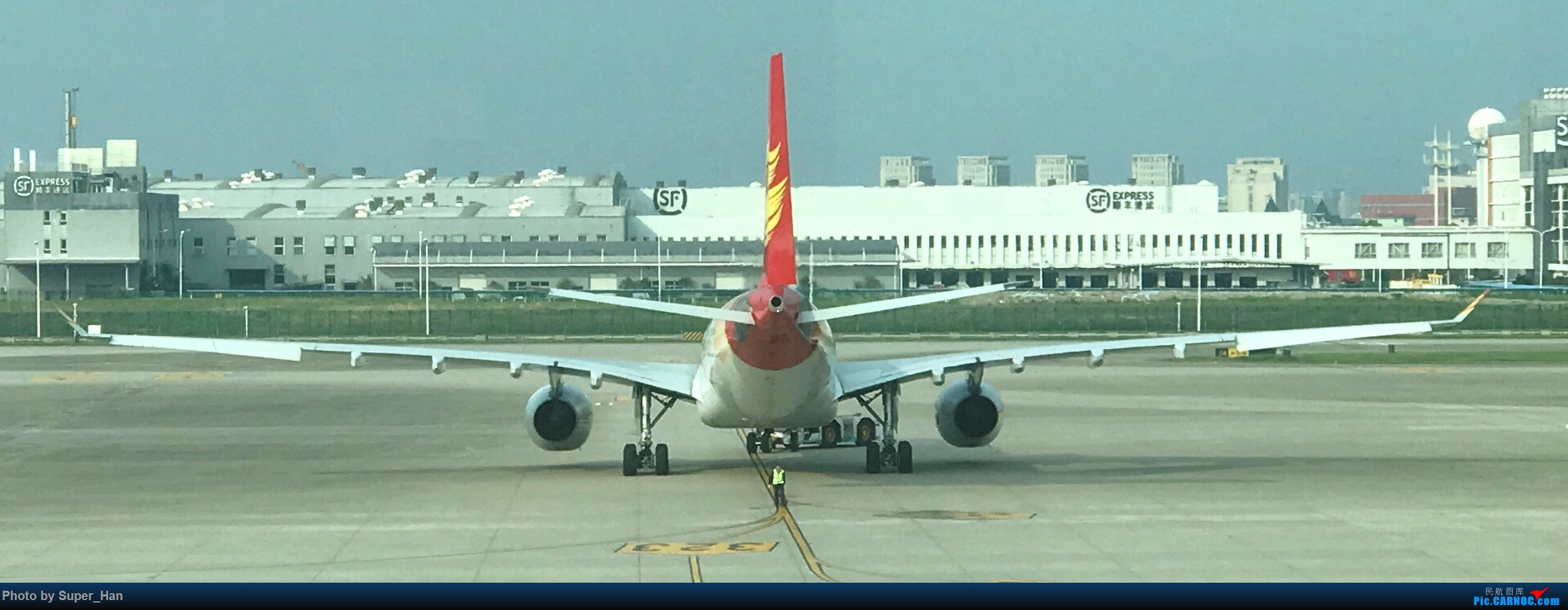 Re:[原创]HGH-SZX CAN-SHA AIRBUS A330-200 B-8549 中国杭州萧山国际机场