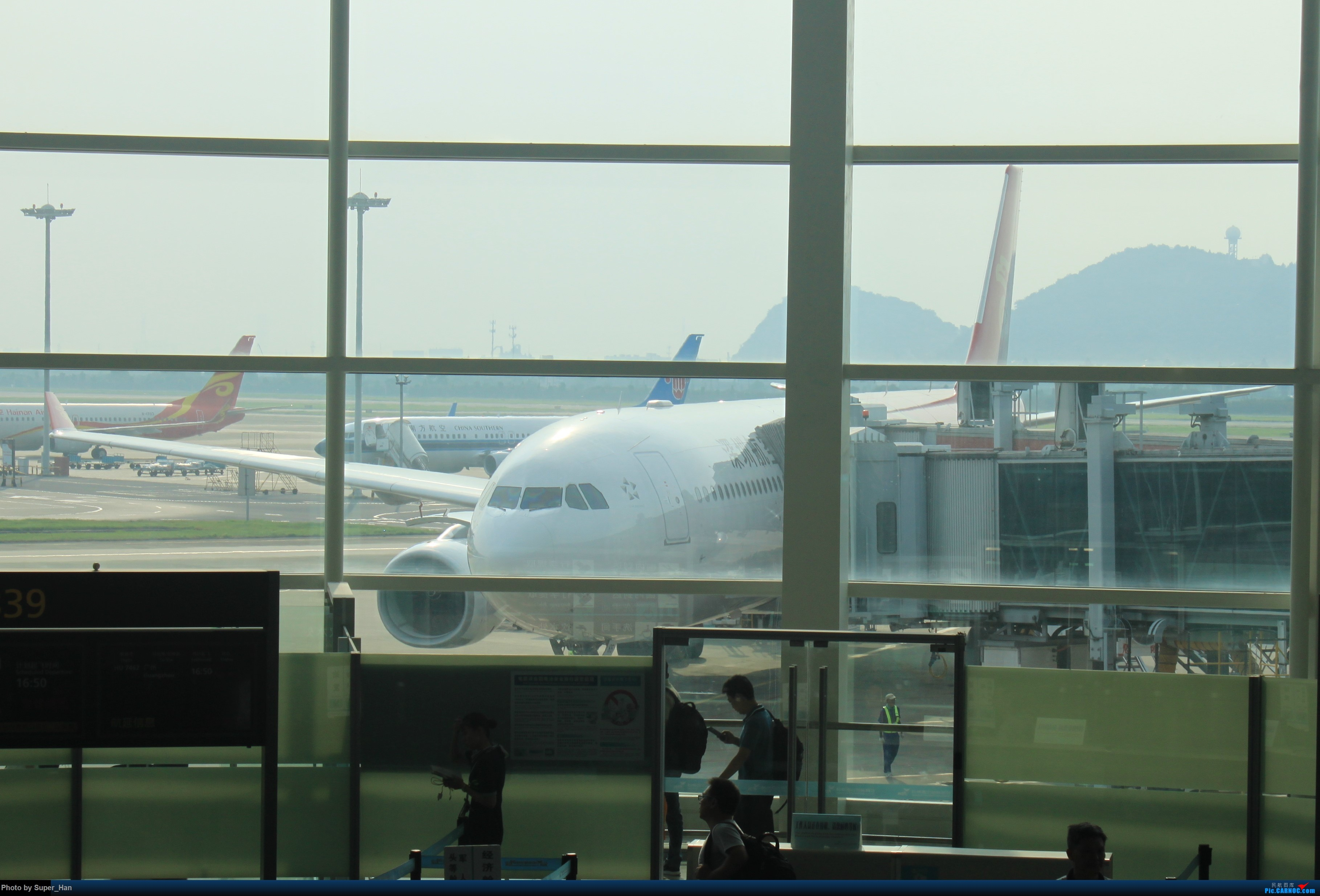 Re:[原创]HGH-SZX CAN-SHA AIRBUS A330-300 B-8865 中国杭州萧山国际机场