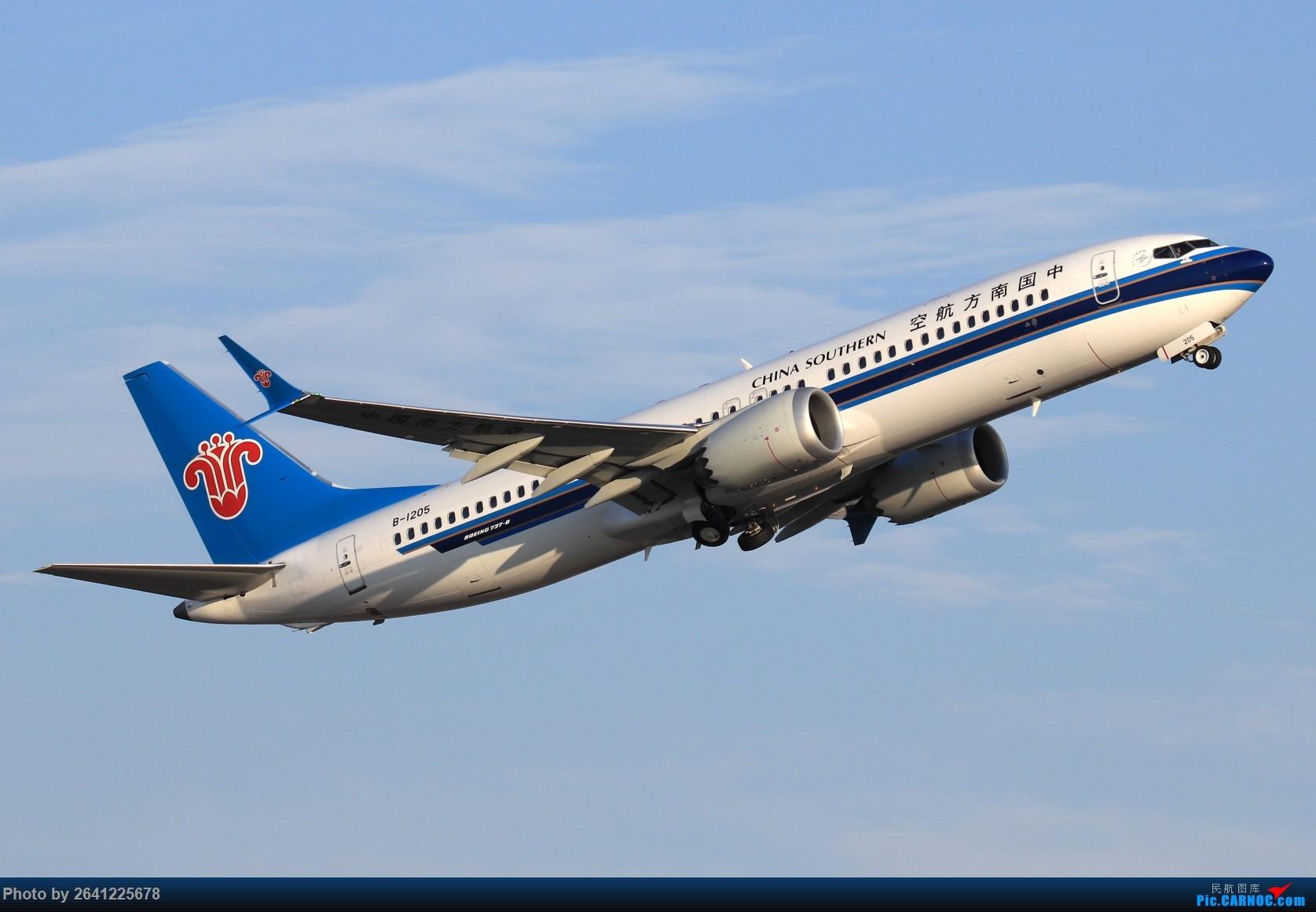 Re:[原创]【小周游记第7集拍机贴】乌鲁木齐绝美的地景和光线 BOEING 737MAX-8 B-1205 中国乌鲁木齐地窝堡国际机场