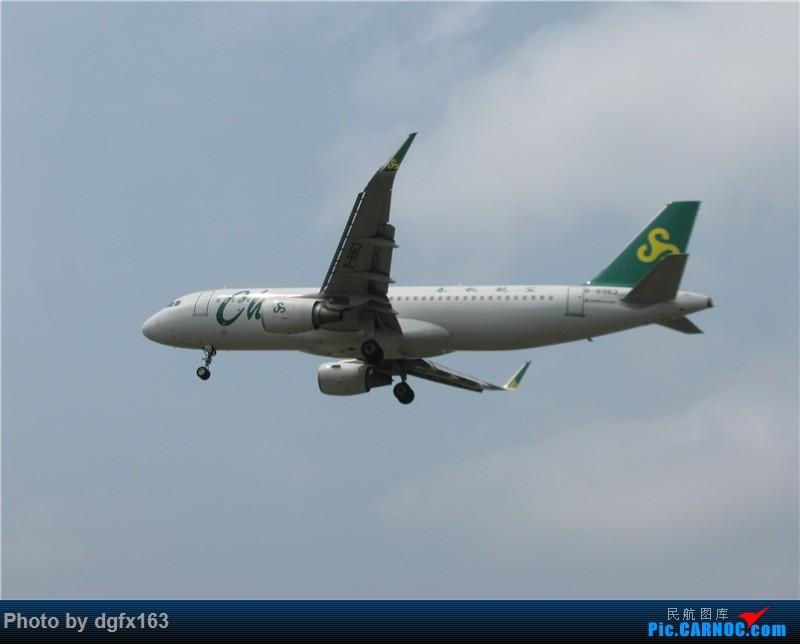Re:[原创]【dgfx163的拍机(3)】令我失望的东航+让我路转粉的山东航空 顶着大连百年不遇的38度高温拍机 AIRBUS A320-200 B-8963 中国大连国际机场