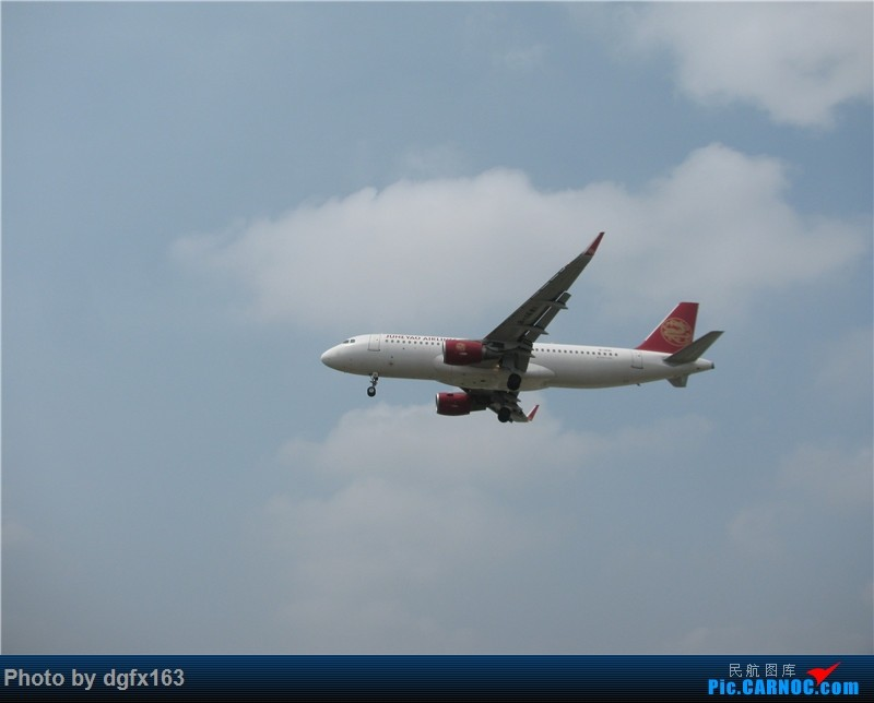 Re:[原创]【dgfx163的拍机(3)】令我失望的东航+让我路转粉的山东航空 顶着大连百年不遇的38度高温拍机 AIRBUS A320-200 B-1681 中国大连国际机场