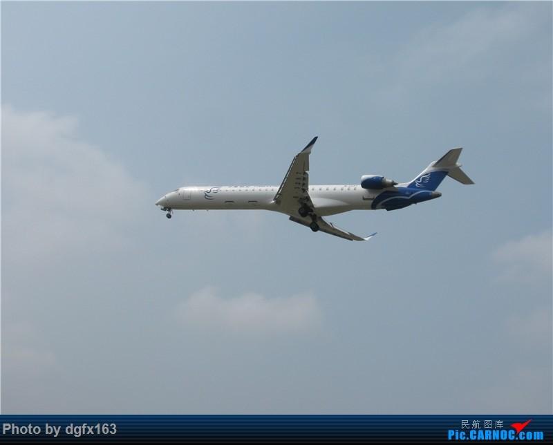 Re:[原创]【dgfx163的拍机(3)】令我失望的东航+让我路转粉的山东航空 顶着大连百年不遇的38度高温拍机 BOMBARDIER CRJ900NG B-3297 中国大连国际机场