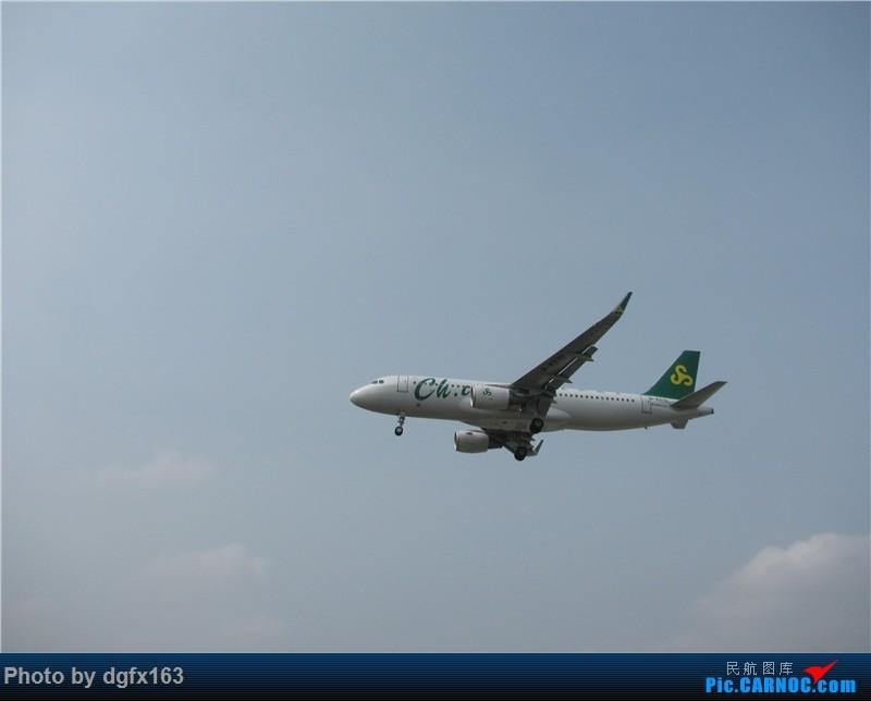 Re:[原创]【dgfx163的拍机(3)】令我失望的东航+让我路转粉的山东航空 顶着大连百年不遇的38度高温拍机 AIRBUS A320-200 B-8370 中国大连国际机场
