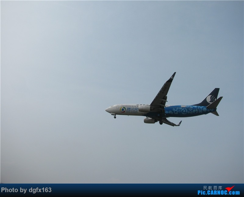 Re:[原创]【dgfx163的拍机(3)】令我失望的东航+让我路转粉的山东航空 顶着大连百年不遇的38度高温拍机 BOEING 737-800 B-5119 中国大连国际机场