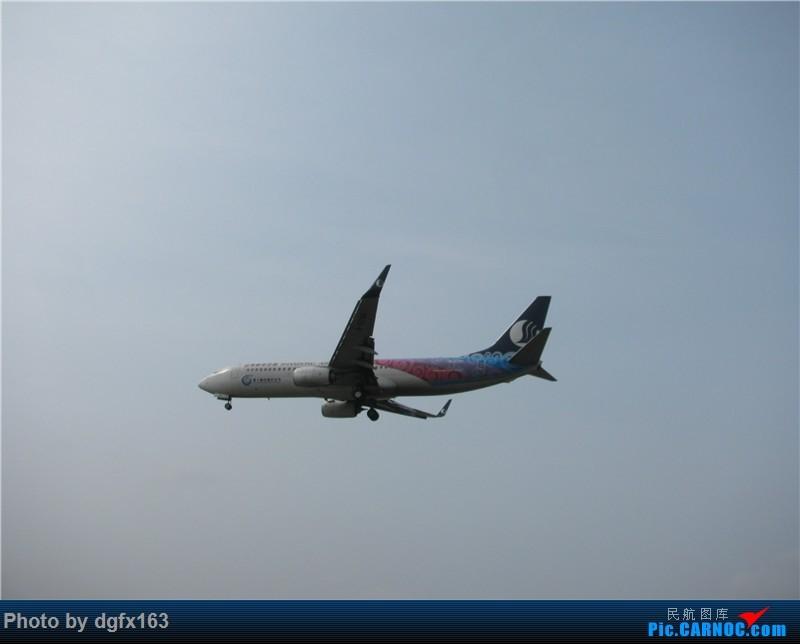 Re:[原创]【dgfx163的拍机(3)】令我失望的东航+让我路转粉的山东航空 顶着大连百年不遇的38度高温拍机 BOEING 737-800 B-5786 中国大连国际机场