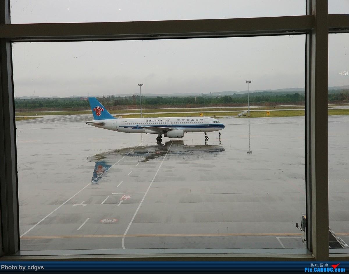 Re:[原创]成都航空初体验,INC-LJG-JHG 很愉快的一次飞行 AIRBUS A320-200 B-2365 中国银川河东国际机场