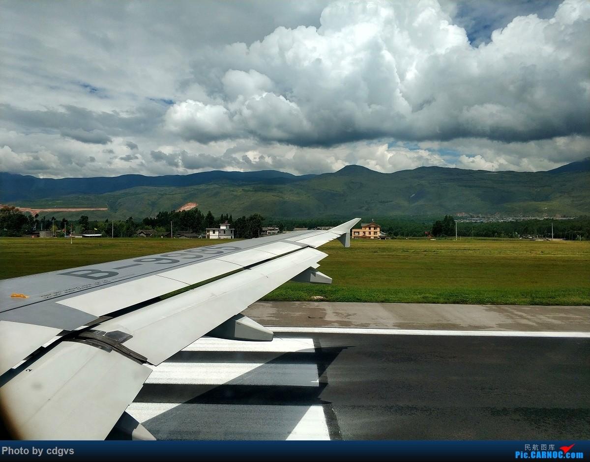 Re:[原创]成都航空初体验,INC-LJG-JHG 很愉快的一次飞行