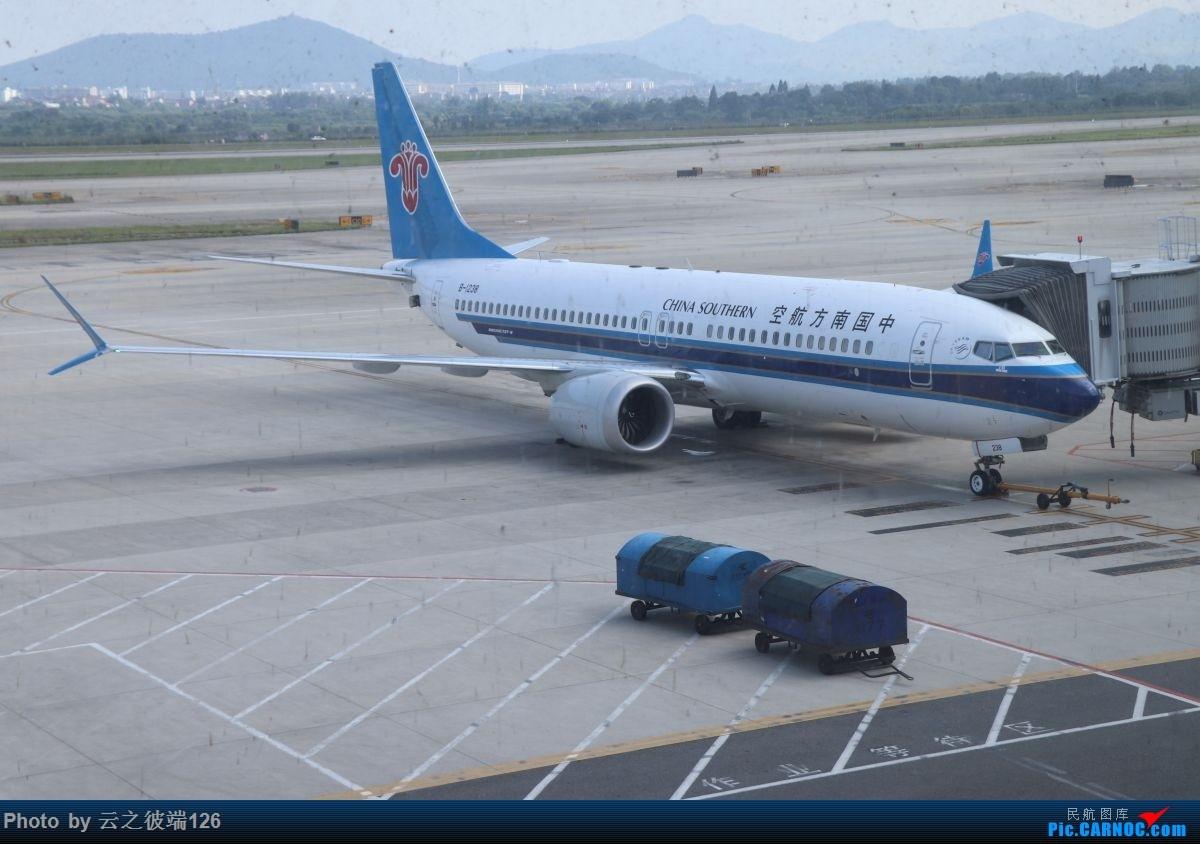 Re:[原创]-------------走进彩云之南,八天云南游,意外,再送杭州半日游--------- BOEING 737MAX-8 B-1238 中国南京禄口国际机场