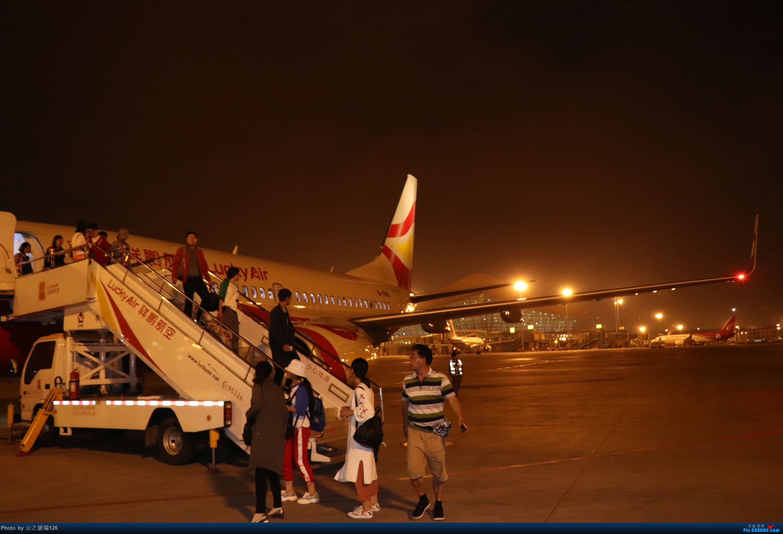 Re:[原创]-------------走进彩云之南,八天云南游,意外,再送杭州半日游--------- BOEING 737-700 B-1565 中国昆明长水国际机场
