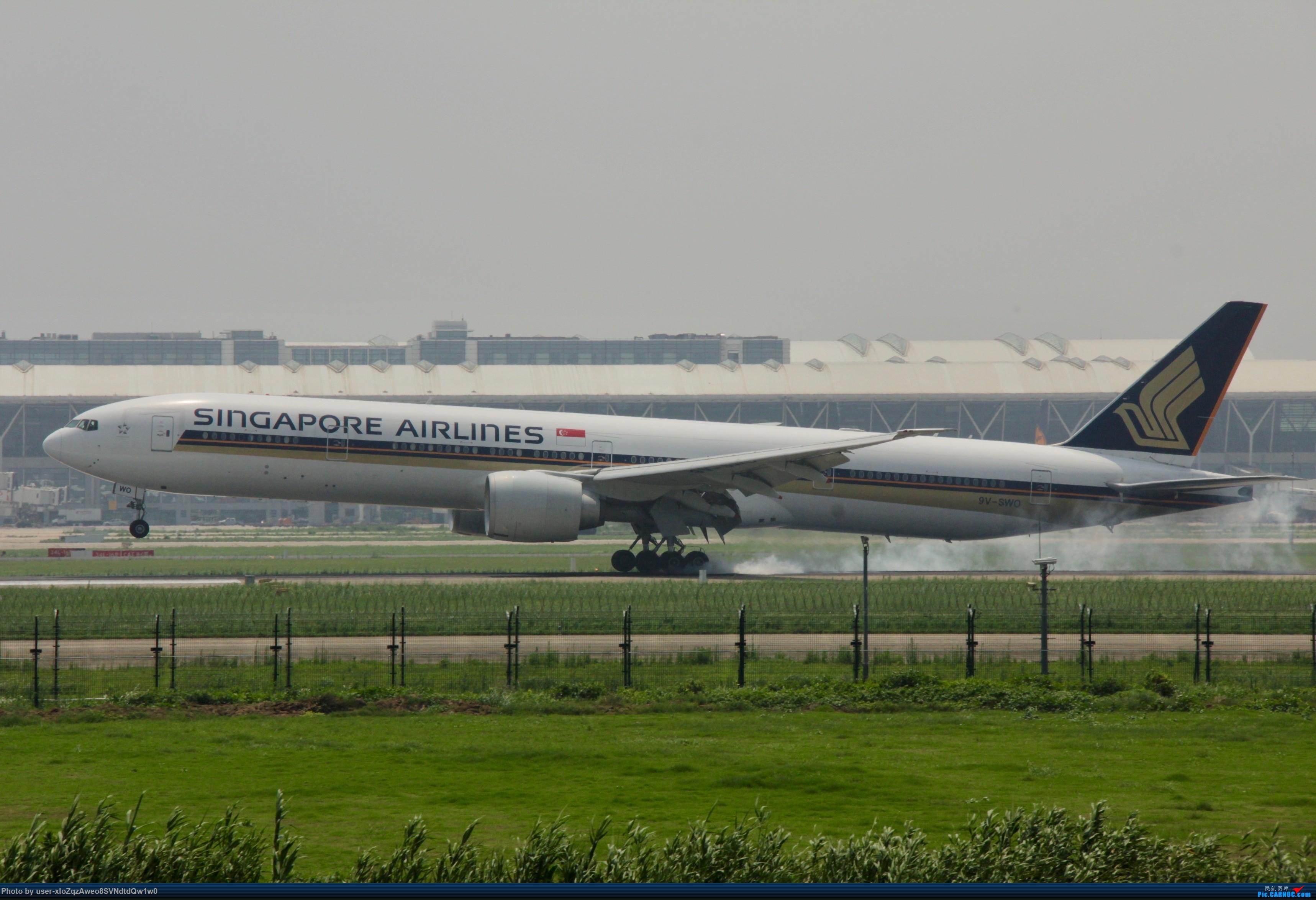 Re:[原创]07/28 PVG拍机贴 BOEING 777-300ER 9V-SWO 中国上海浦东国际机场