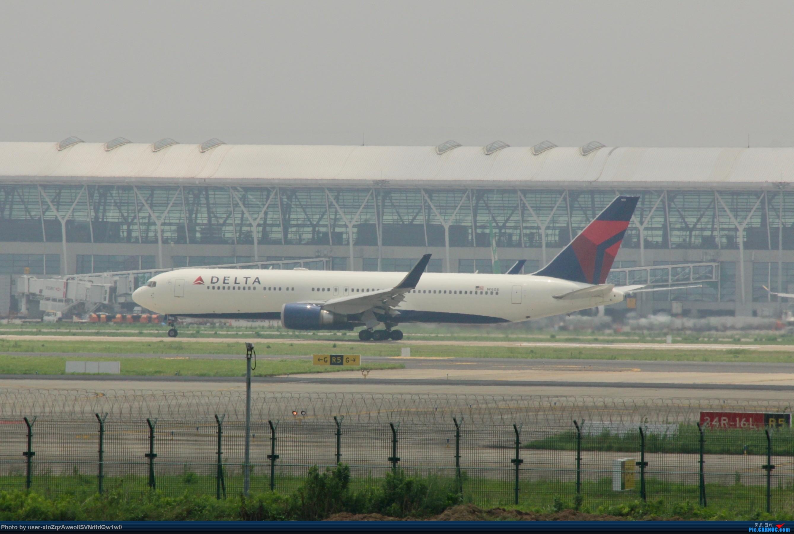 Re:[原创]07/28 PVG拍机贴 BOEING 767-300ER  中国上海浦东国际机场