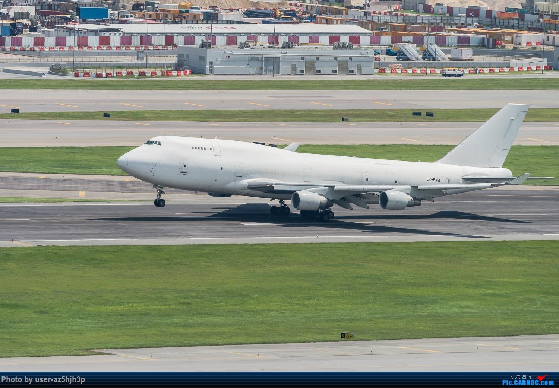 Re:[原创]波音747一组 BOEING 747-409  香港赤鱲角国际机场