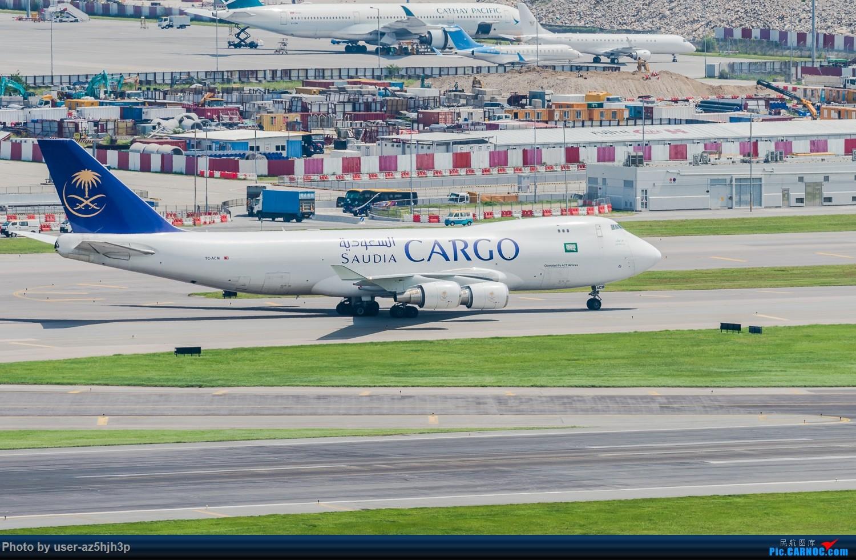 Re:[原创]波音747一组 BOEING 747-428ERF TC-ACM 香港赤鱲角国际机场
