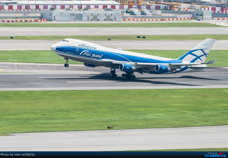 Re:[原创]波音747一组 BOEING 747-400F VO-BHE 喜欢赤鱲角国际机场