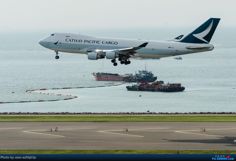 Re:[原创]波音747一组 BOEING 747-400ERF B-LIA 香港赤鱲角国际机场