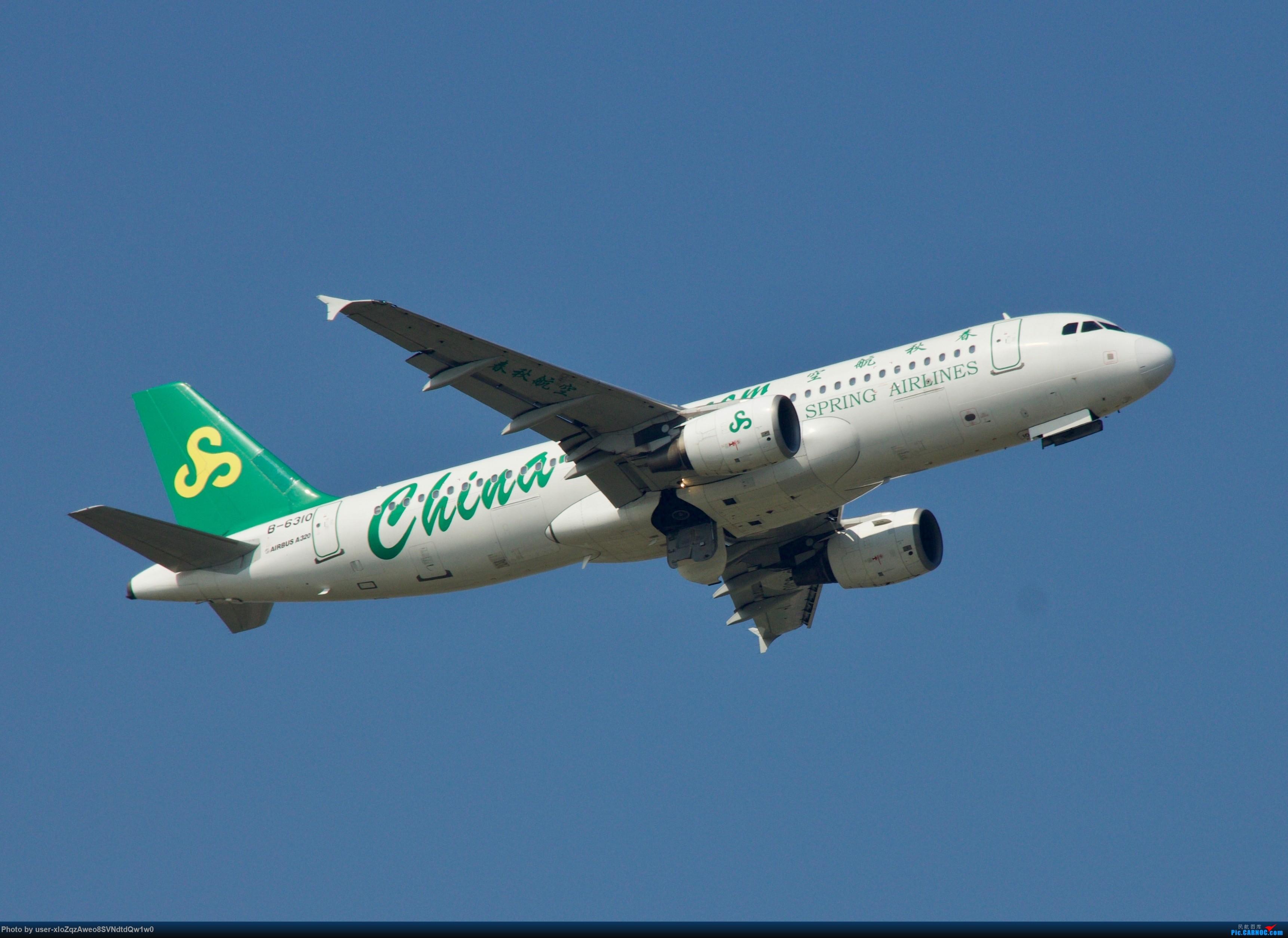 Re:[原创]07/28 PVG拍机贴 AIRBUS A320-200 B-6310 中国上海浦东国际机场