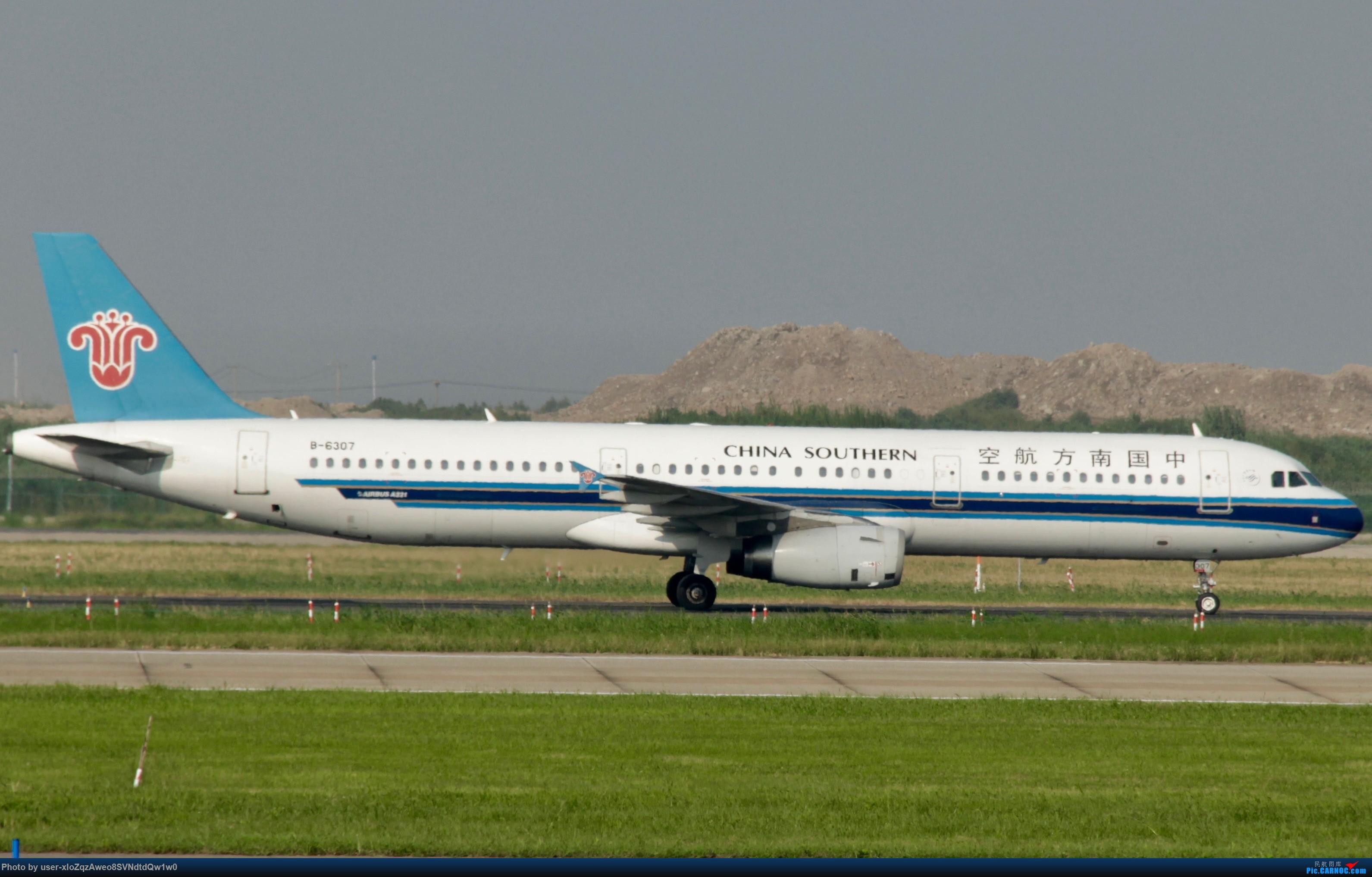 Re:[原创]07/28 PVG拍机贴 AIRBUS A321-200 B-6307 中国上海浦东国际机场