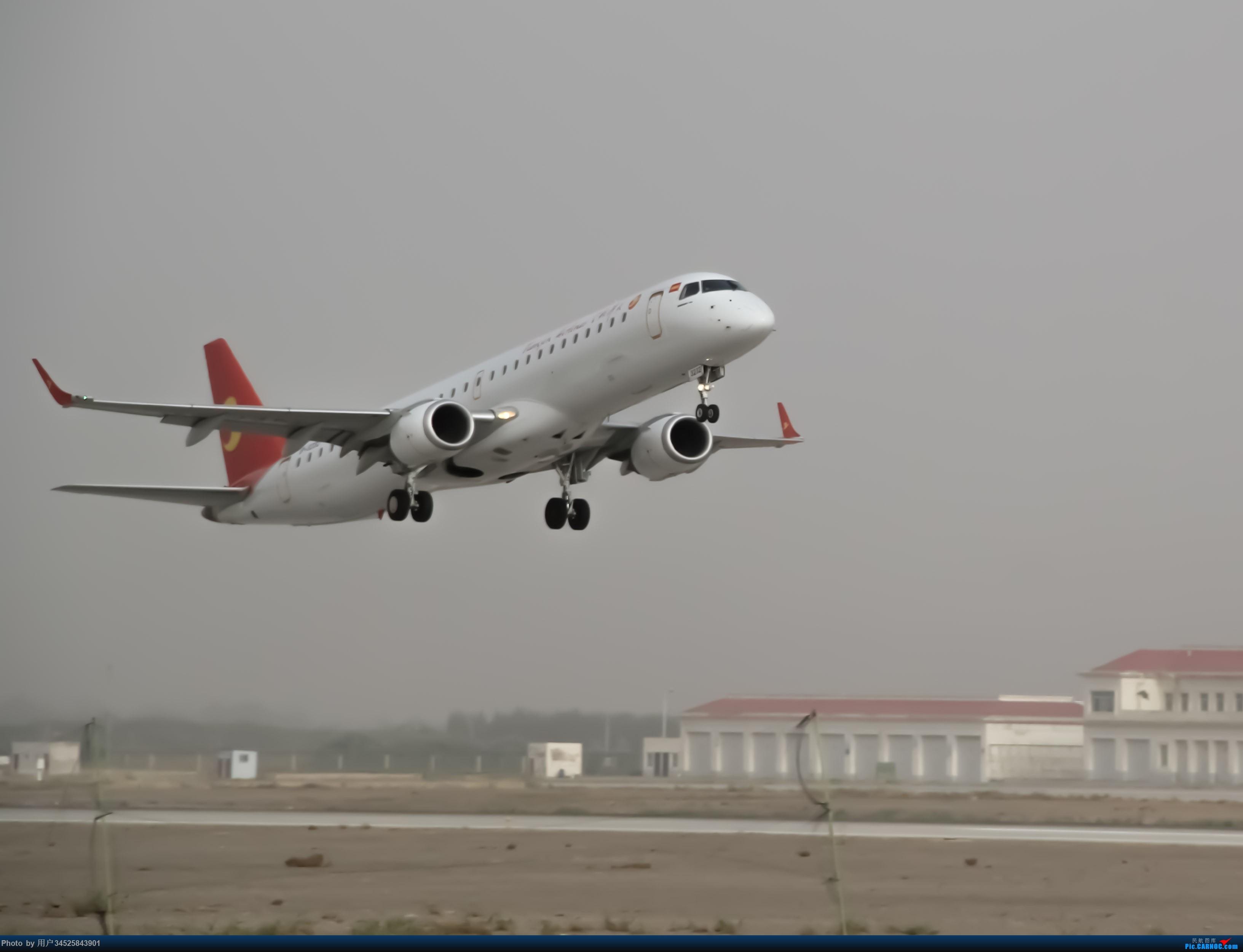 Re:[原创]KCA天津航空拍摄 EMBRAER E-195 B-3232 中国库车龟兹机场