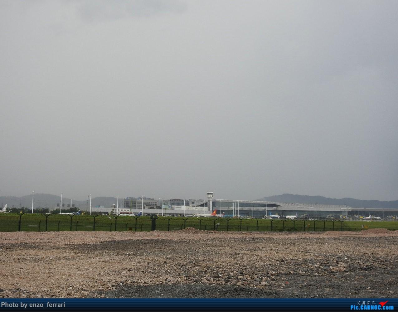 [原创]【KWE】贵阳龙洞堡机场雨天拍飞机    中国贵阳龙洞堡国际机场