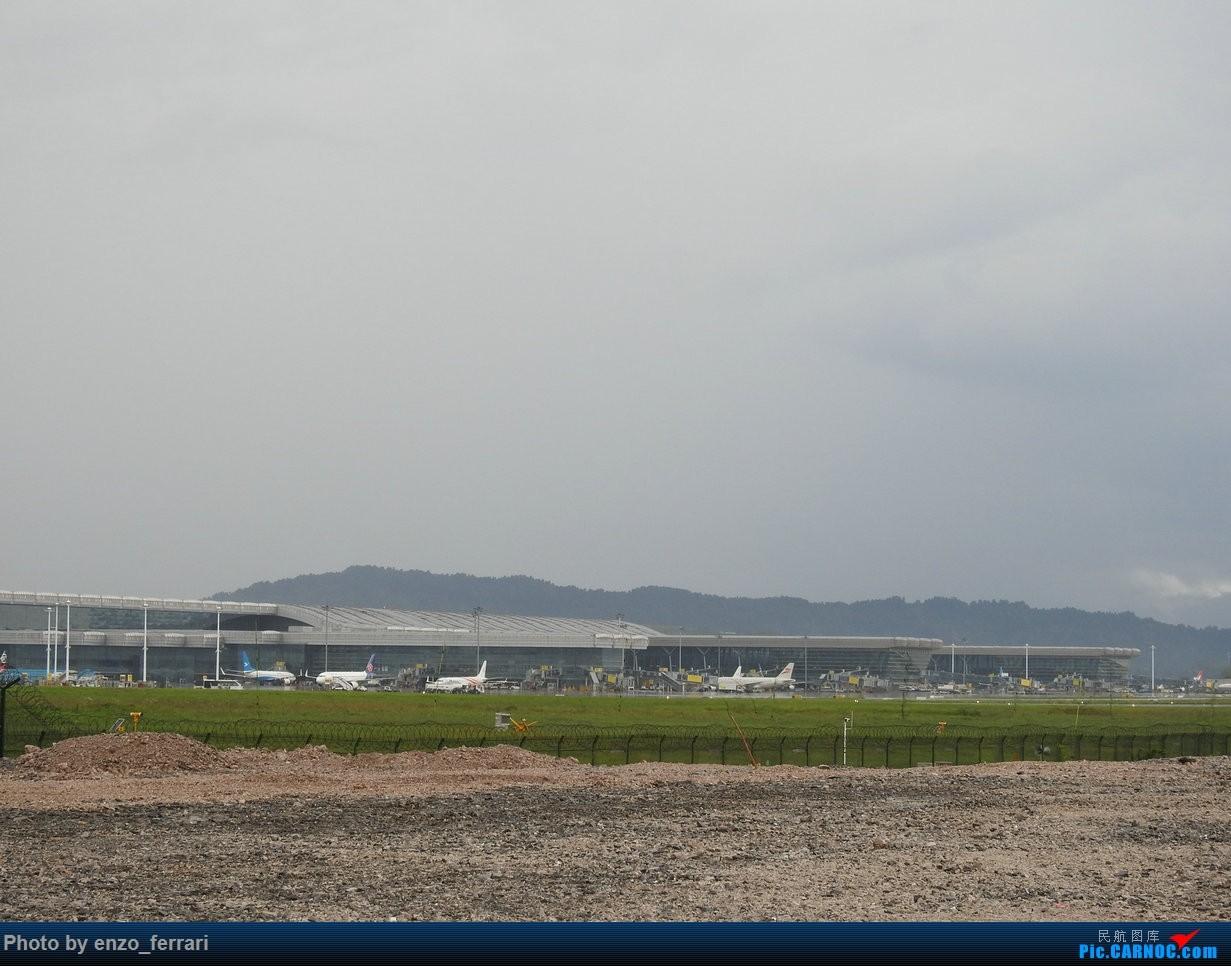 Re:[原创]【KWE】贵阳龙洞堡机场雨天拍飞机    中国贵阳龙洞堡国际机场