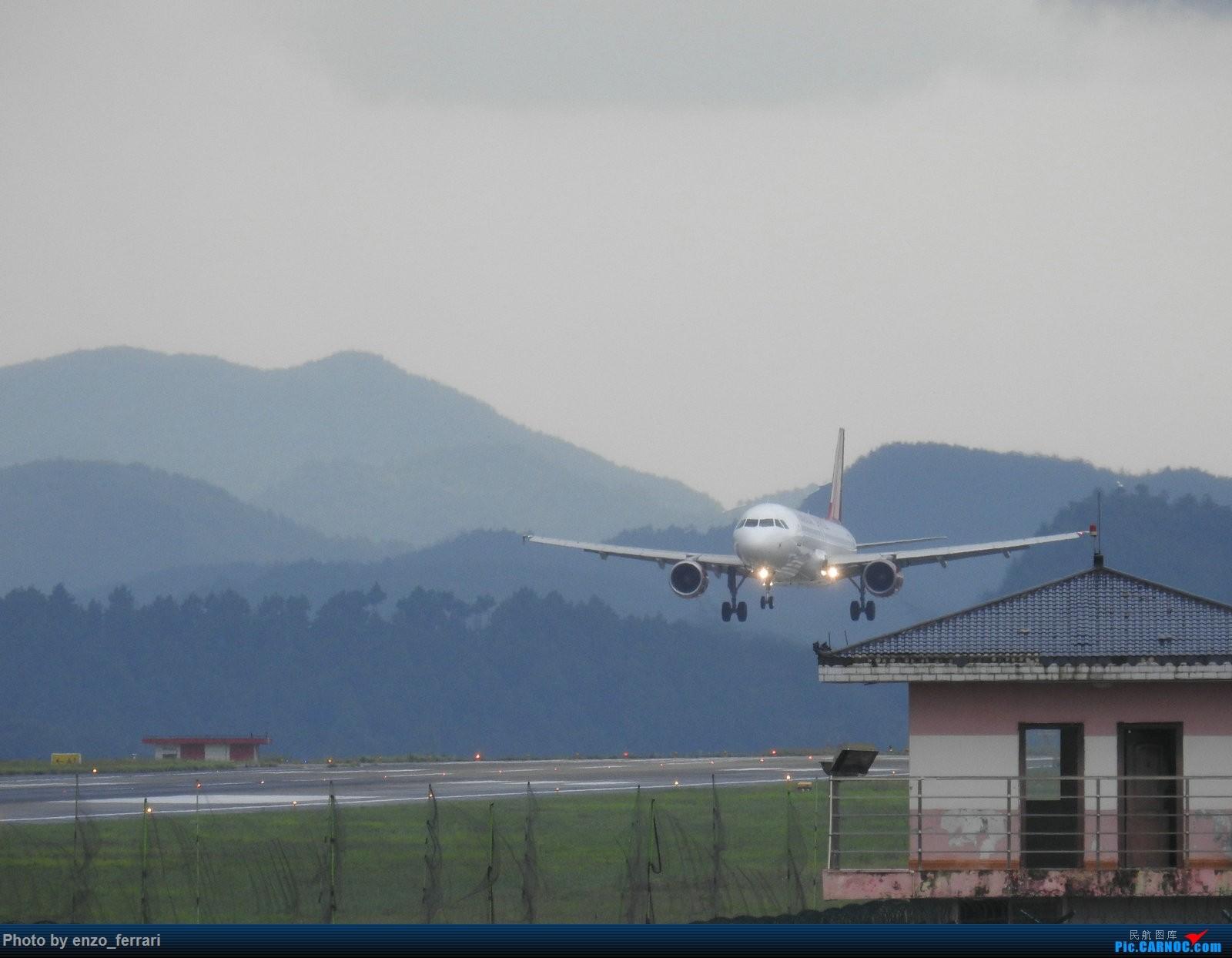 Re:[原创]【KWE】贵阳龙洞堡机场雨天拍飞机 AIRBUS A320-200 B-6768 中国贵阳龙洞堡国际机场