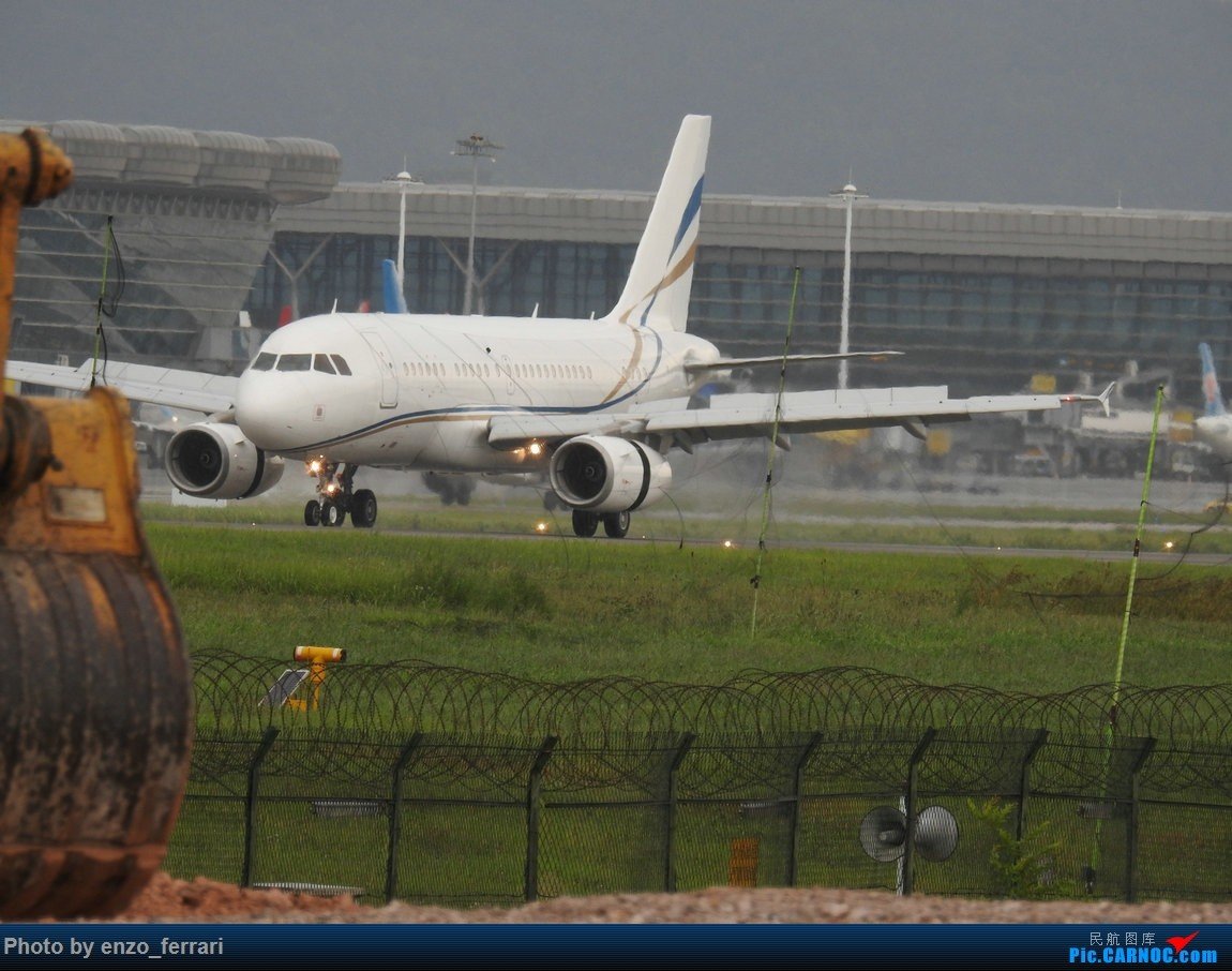 Re:[原创]【KWE】贵阳龙洞堡机场雨天拍飞机 AIRBUS A319-133CJ B-6933 中国贵阳龙洞堡国际机场