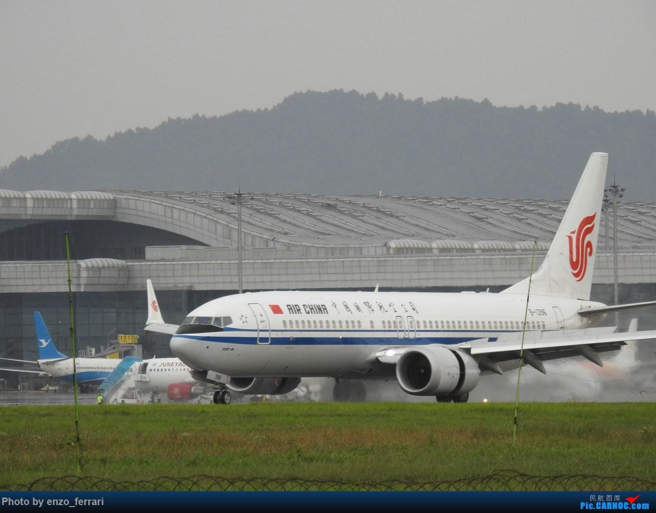 Re:【KWE】贵阳龙洞堡机场雨天拍飞机 BOEING 737MAX-8 B-1396 中国贵阳龙洞堡国际机场