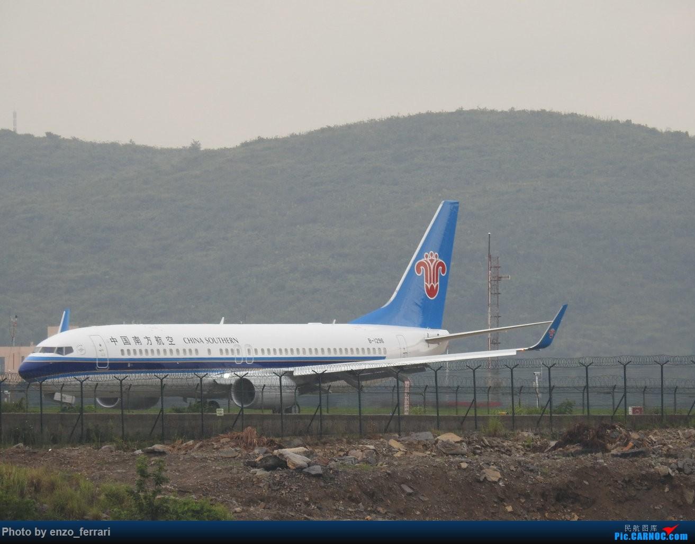Re:[原创]【KWE】贵阳龙洞堡机场雨天拍飞机 BOEING 737-800 B-1296 中国贵阳龙洞堡国际机场