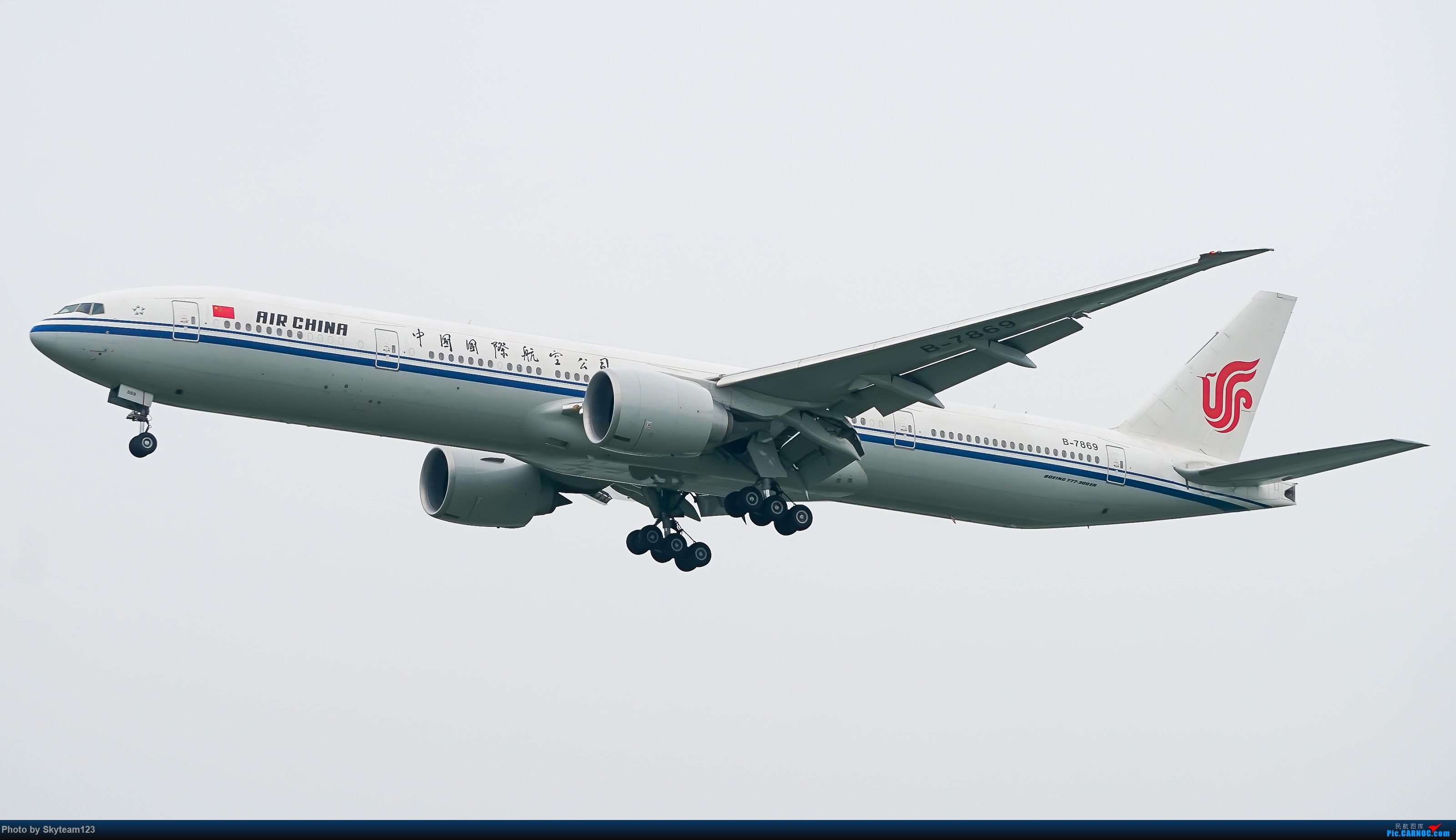 Re:《Simon游记》第六季第八集 CZ3101&CZ3000 南航全新波音78W经济舱体验&详细测评 PEK八卦台烂天拍机 及回程A388上层公务舱记录 BOEING 777-300ER B-7869 中国北京首都国际机场