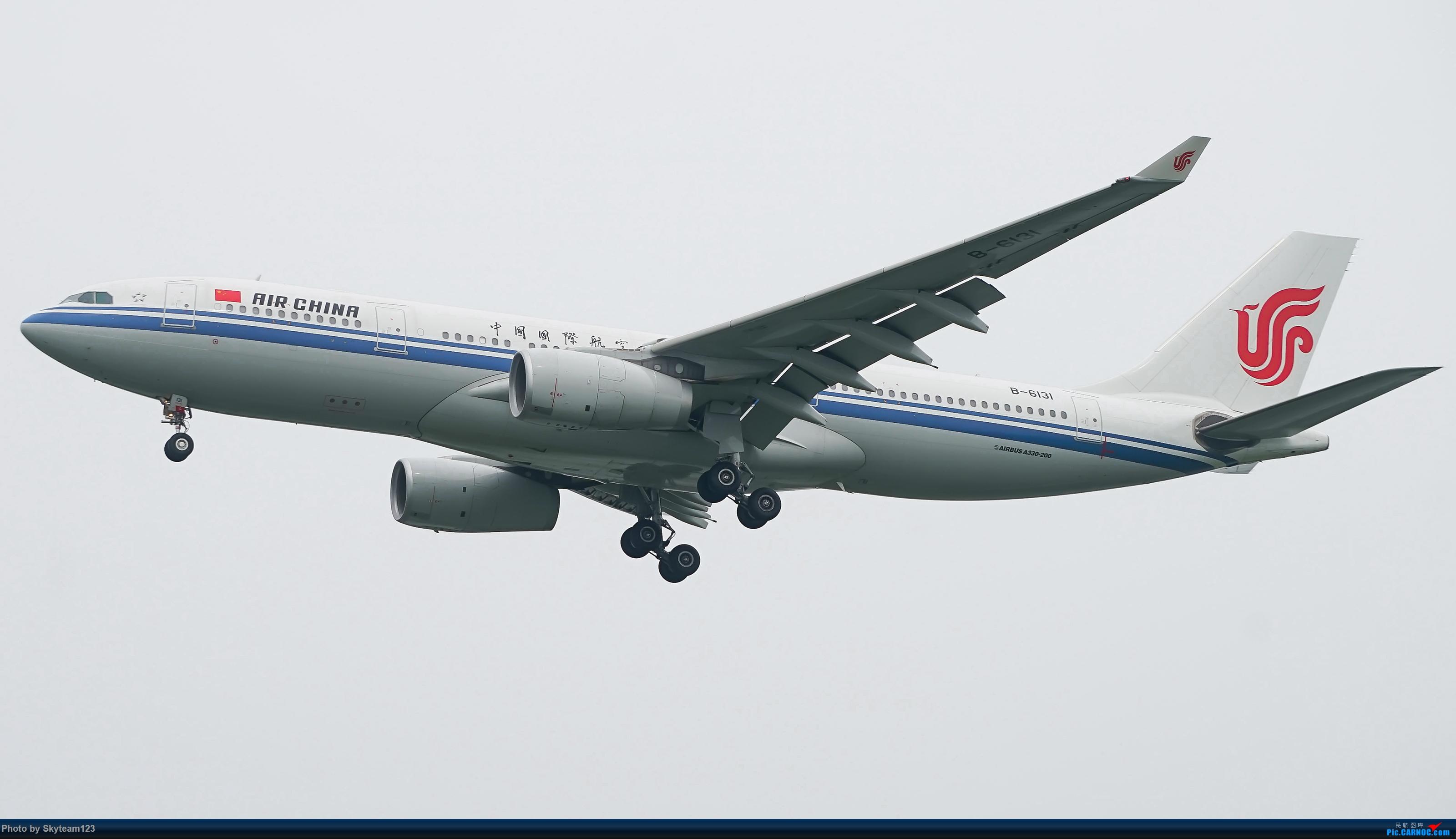 Re:《Simon游记》第六季第八集 CZ3101&CZ3000 南航全新波音78W经济舱体验&详细测评 PEK八卦台烂天拍机 及回程A388上层公务舱记录 AIRBUS A330-200 B-6131 中国北京首都国际机场
