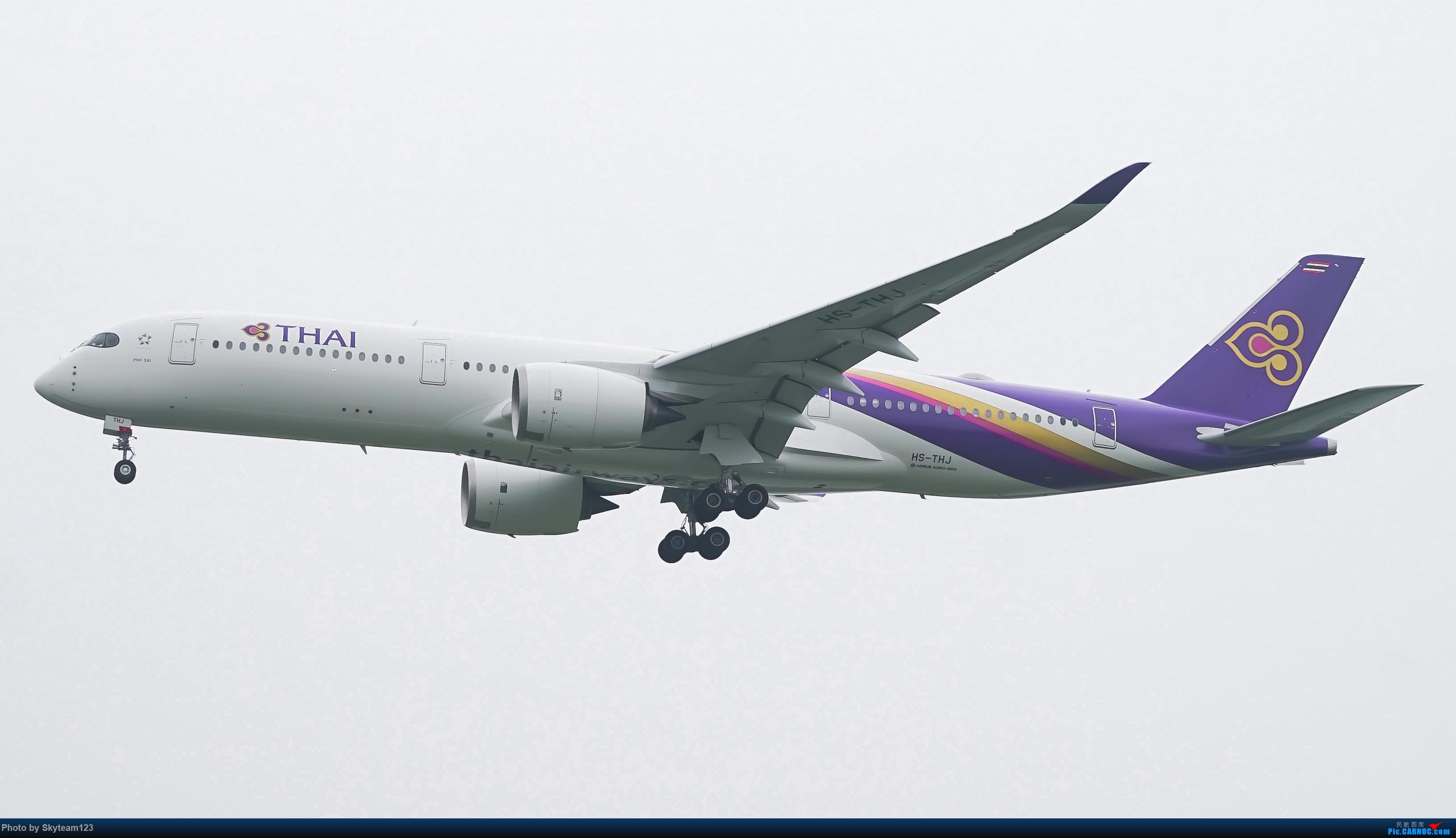 Re:《Simon游记》第六季第八集 CZ3101&CZ3000 南航全新波音78W经济舱体验&详细测评 PEK八卦台烂天拍机 及回程A388上层公务舱记录 AIRBUS A350-900 HS-THJ 中国北京首都国际机场