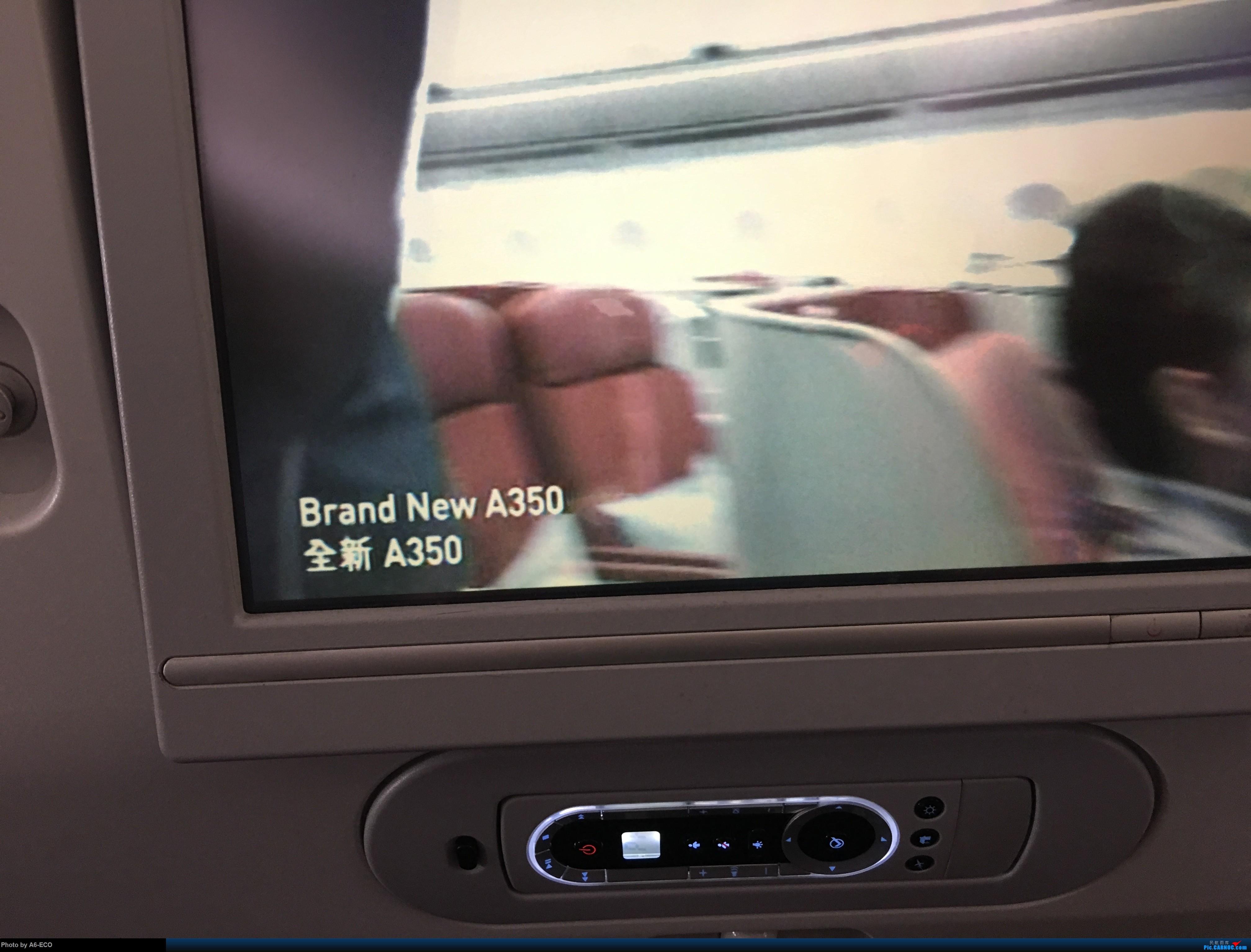 Re:[原创]海鲜航305航班+hxg拍机+香港推荐美食+回程海鲜航 AIRBUS A350-900 B-LGA 香港国际机场