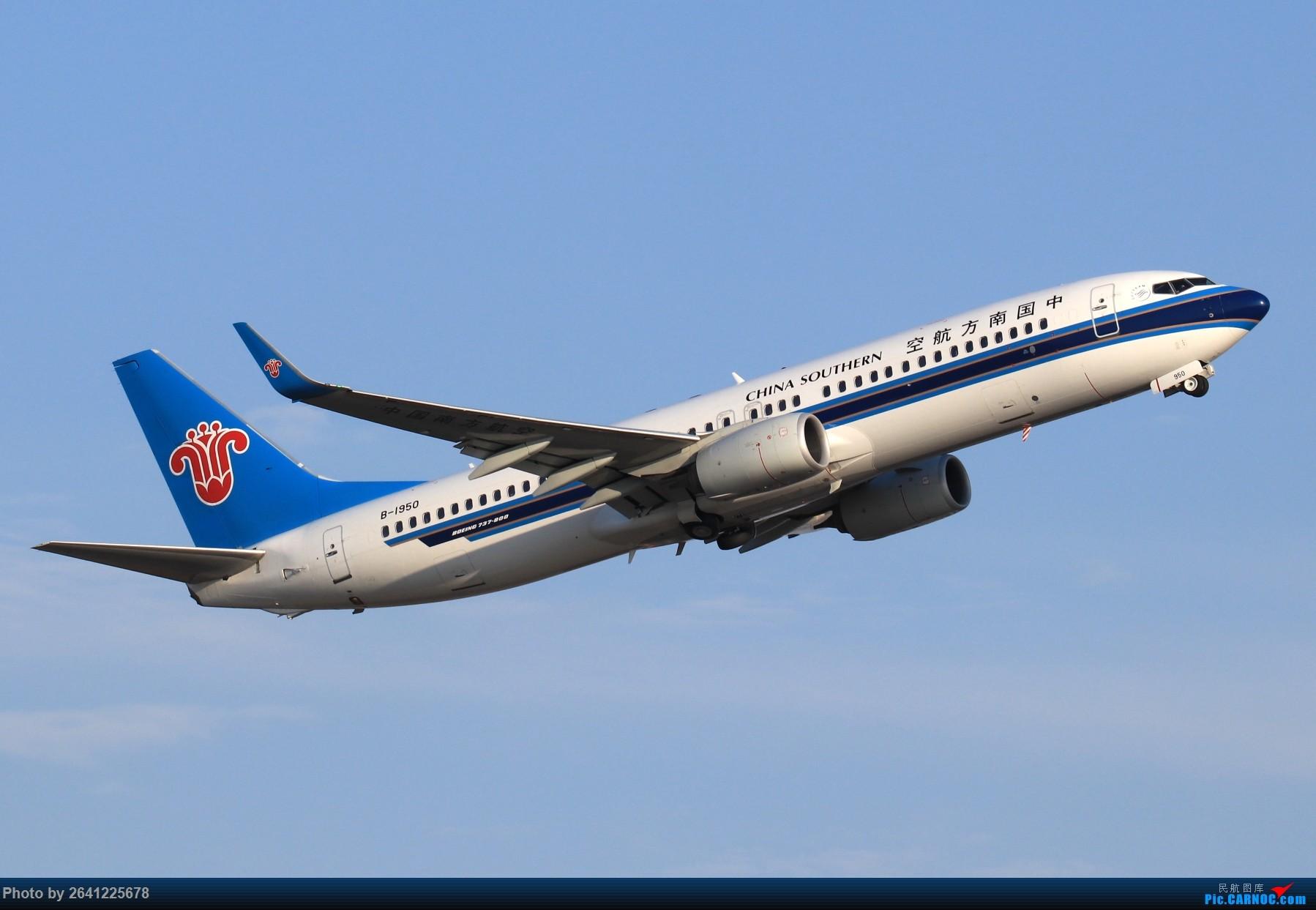 Re:[原创]【小周游记第7集拍机贴】乌鲁木齐绝美的地景和光线 BOEING 737-800 B-1950 中国乌鲁木齐地窝堡国际机场