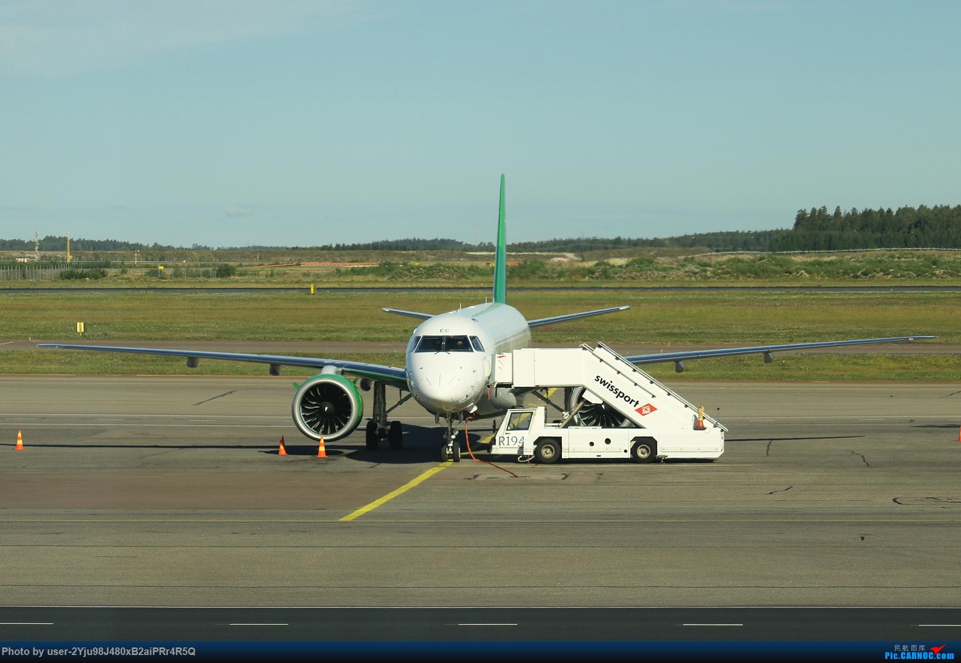 Re:LIULIU瑞典芬蘭行 E190-E2,A220,SSJ-100特輯